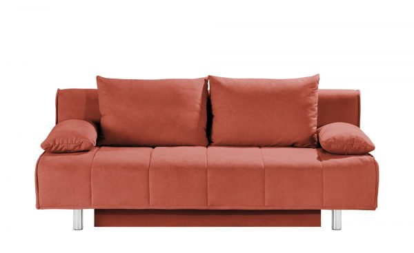 smart Schlafsofa  Alina smart Schlafsofa  Alina-Schlafsofa-smart-orange Breite: 200 cm Höhe: 90 cm orange
