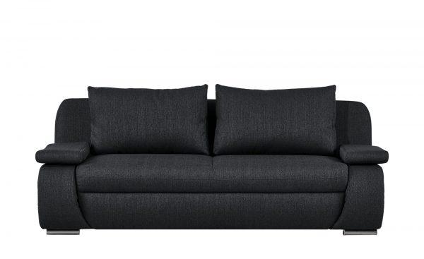 smart Schlafsofa   Bonita smart Schlafsofa   Bonita-Schlafsofa-smart-schwarz Breite: 210 cm Höhe: 87 cm schwarz