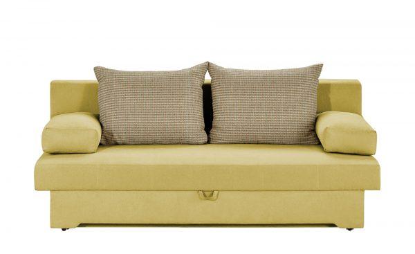 smart Schlafsofa  Donna smart Schlafsofa  Donna-Schlafsofa-smart-gelb Breite: 200 cm Höhe: 90 cm gelb