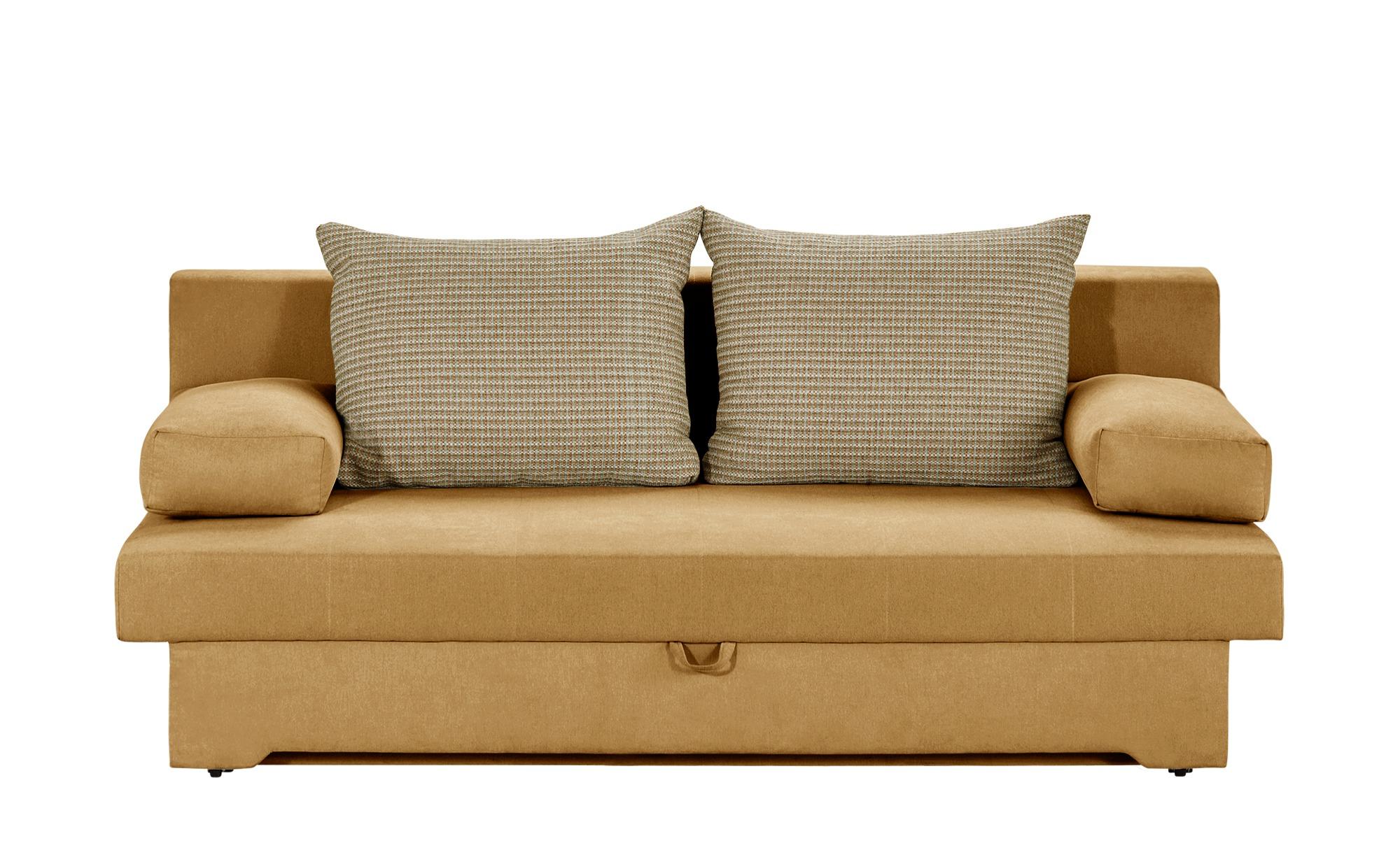 smart schlafsofa donna breite 200 cm h he 90 cm braun online kaufen bei woonio. Black Bedroom Furniture Sets. Home Design Ideas