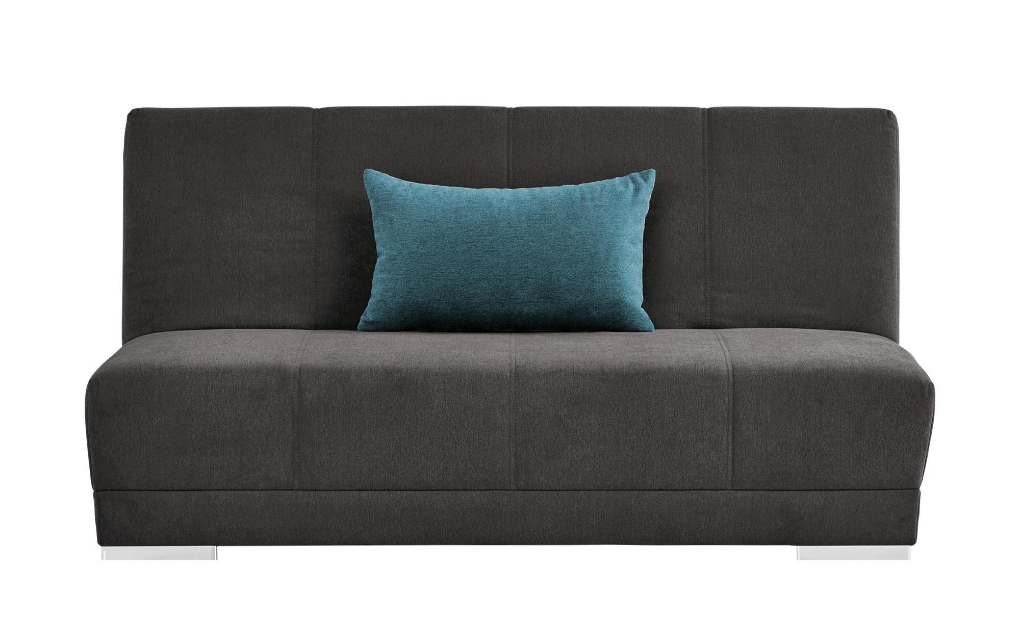 smart schlafsofa emmelie breite 140 cm h he 86 cm grau online kaufen bei woonio. Black Bedroom Furniture Sets. Home Design Ideas