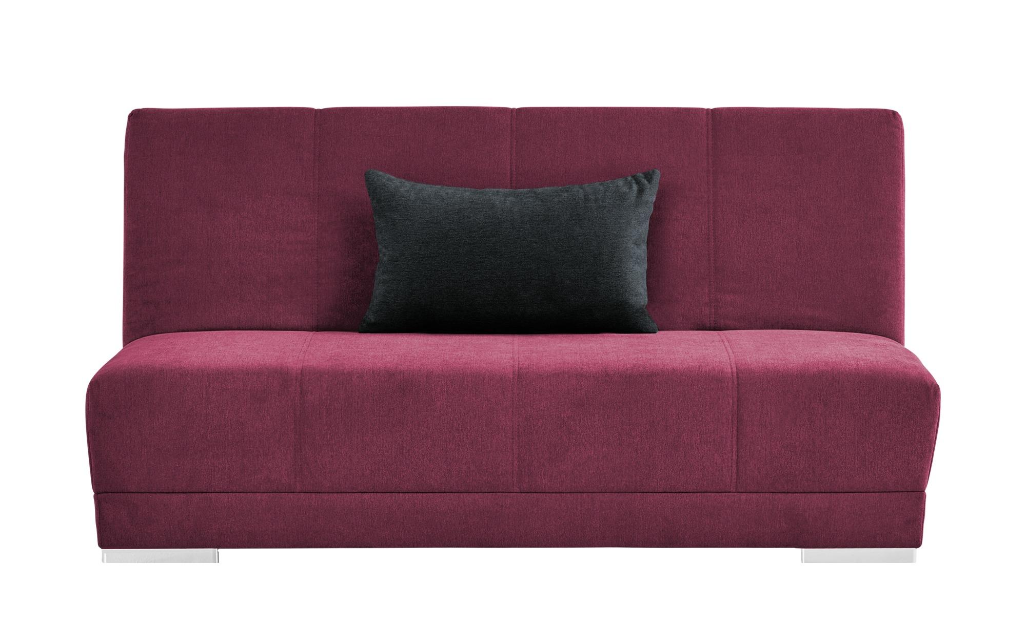 smart schlafsofa emmelie breite 140 cm h he 86 cm rot online kaufen bei woonio. Black Bedroom Furniture Sets. Home Design Ideas