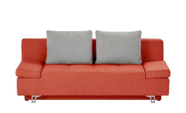 smart schlafsofa patriece breite 200 cm h he 90 cm orange online kaufen bei woonio. Black Bedroom Furniture Sets. Home Design Ideas