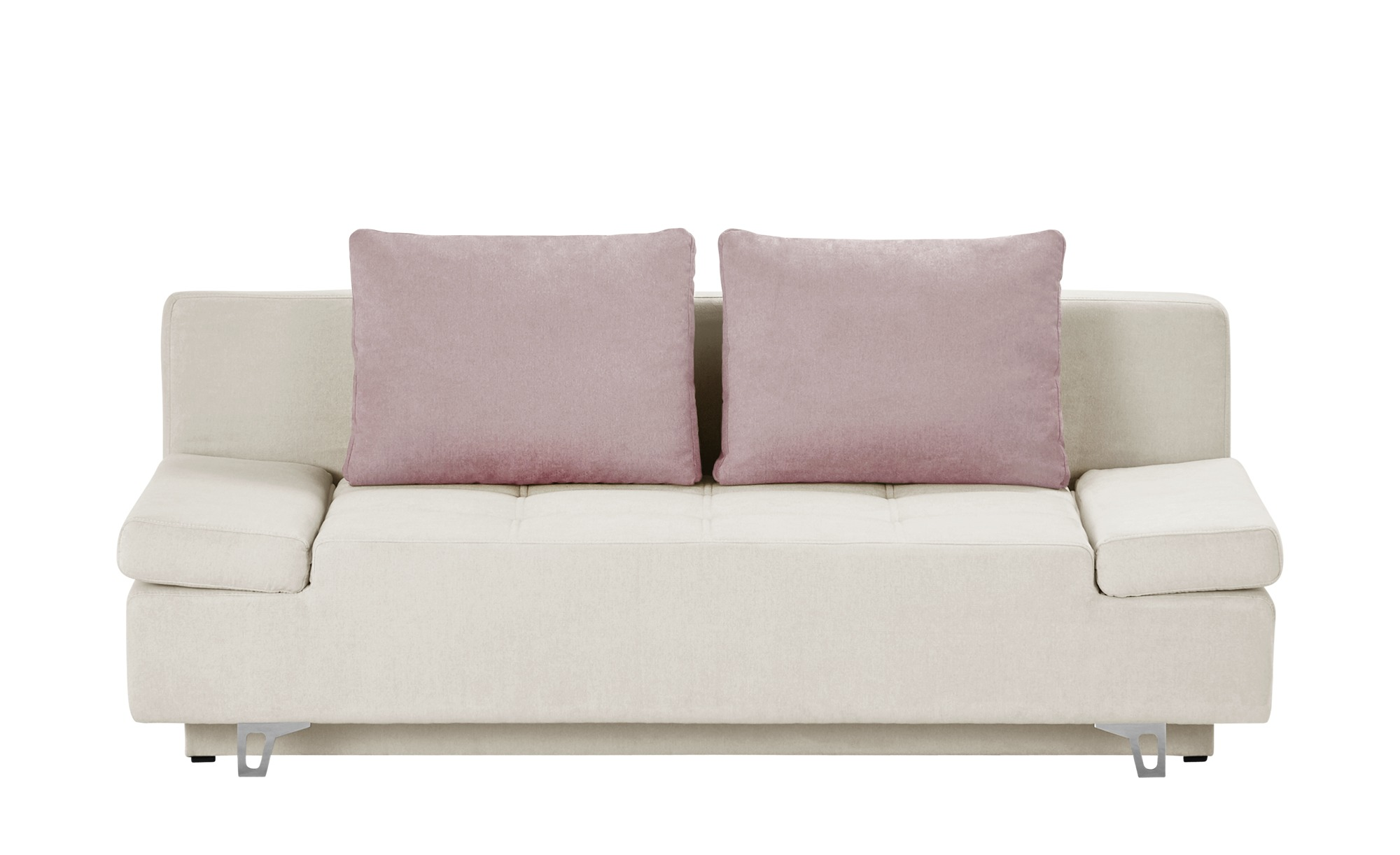 smart schlafsofa patriece breite 200 cm h he 90 cm wei online kaufen bei woonio. Black Bedroom Furniture Sets. Home Design Ideas