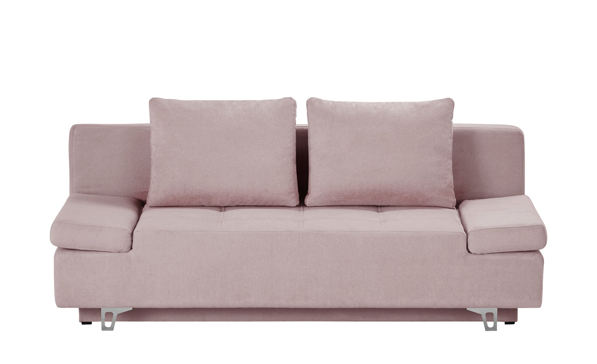 smart schlafsofa patriece breite 200 cm h he 90 cm rosa. Black Bedroom Furniture Sets. Home Design Ideas