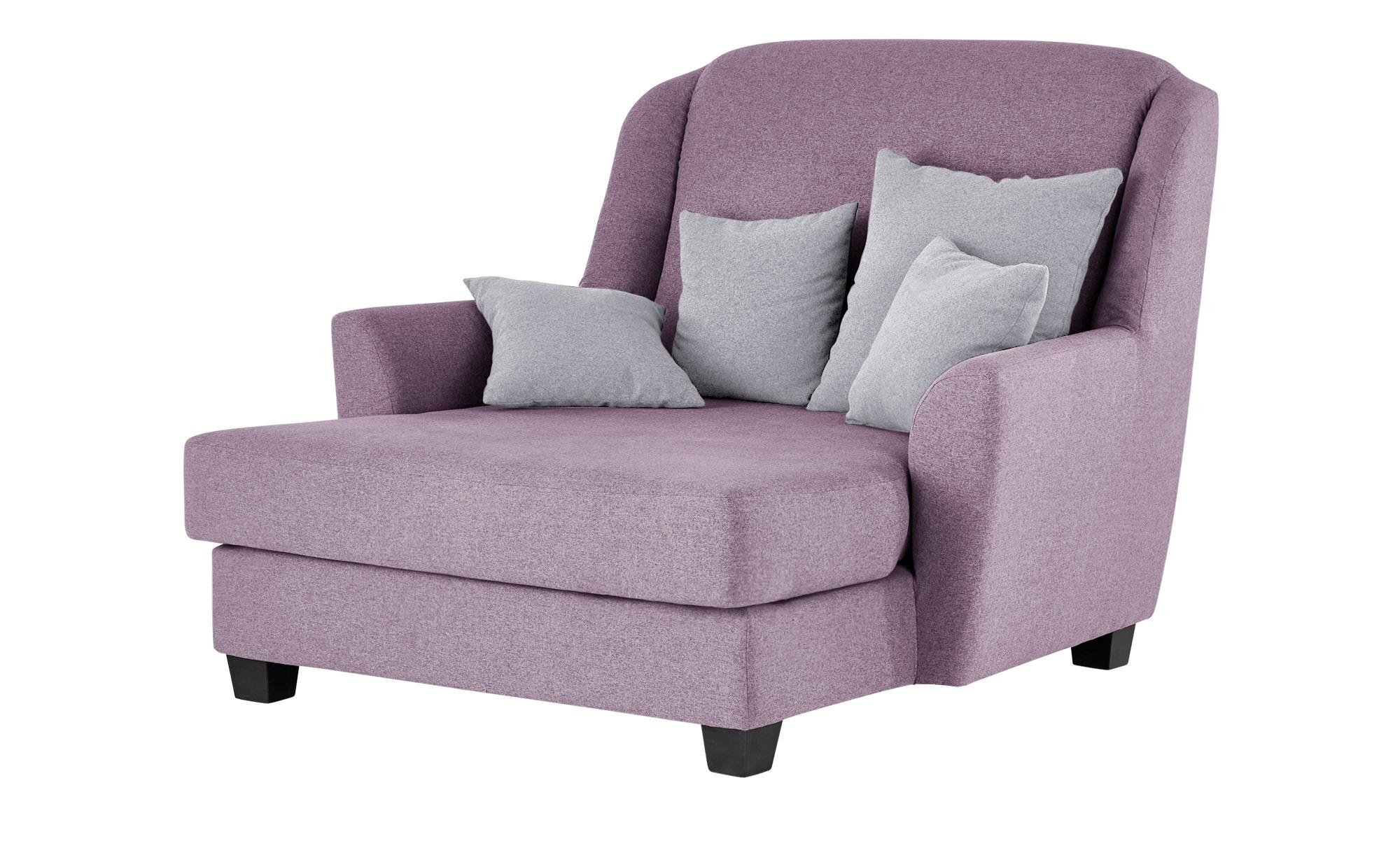 Smart Sessel Lisbeth Breite 135 Cm Höhe 100 Cm Rosapink Online