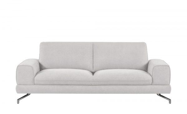 smart Sofa  Bonika smart Sofa  Bonika-Sofa-smart-weiß Breite: 218 cm Höhe: 83 cm weiß