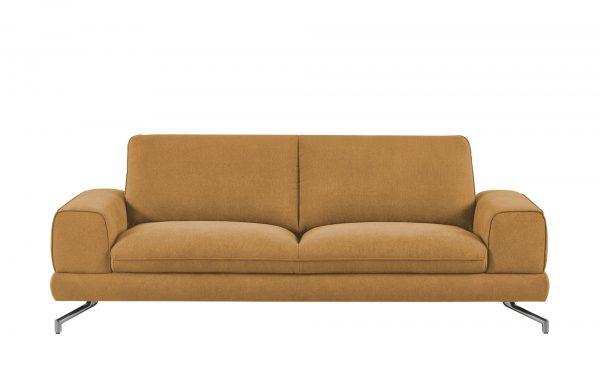 smart Sofa  Bonika smart Sofa  Bonika-Sofa-smart-orange Breite: 218 cm Höhe: 83 cm orange