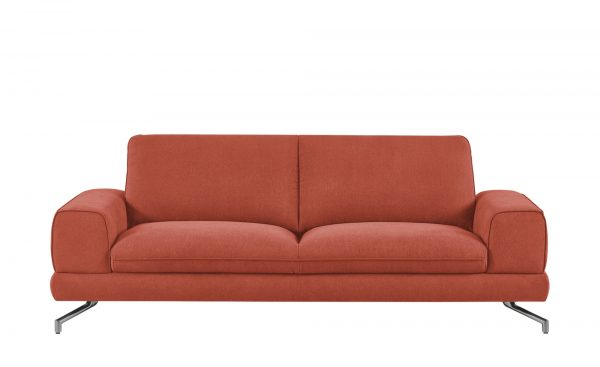 smart Sofa  Bonika smart Sofa  Bonika-Sofa-smart-orange Breite: 218 cm Höhe: 83 cm orange