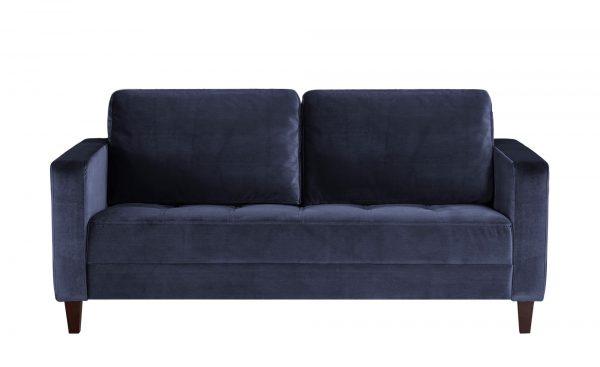 smart Sofa  Geradine smart Sofa  Geradine-Sofa-smart-blau Breite: 177 cm Höhe: 93 cm blau