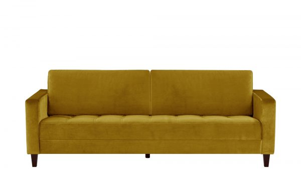 smart Sofa  Geradine smart Sofa  Geradine-Sofa-smart-gelb Breite: 226 cm Höhe: 93 cm gelb