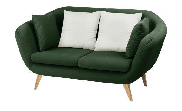 smart Sofa   Ricarda smart Sofa   Ricarda-Sofa-smart-grün-Materialmix Breite: 176 cm Höhe: 93 cm grün