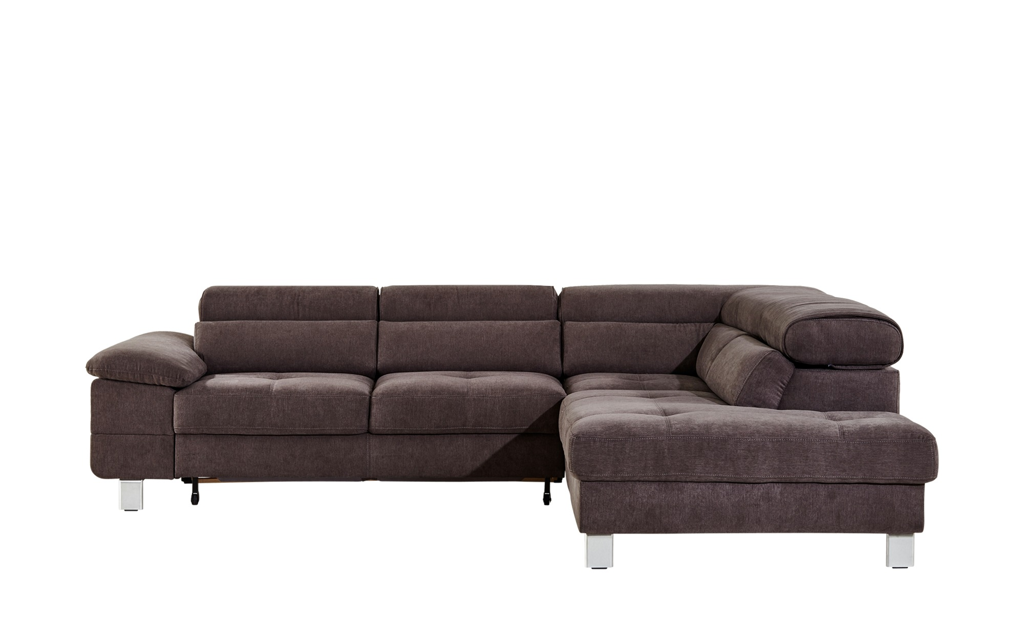 switch ecksofa kunstleder costa breite h he 75 cm braun. Black Bedroom Furniture Sets. Home Design Ideas