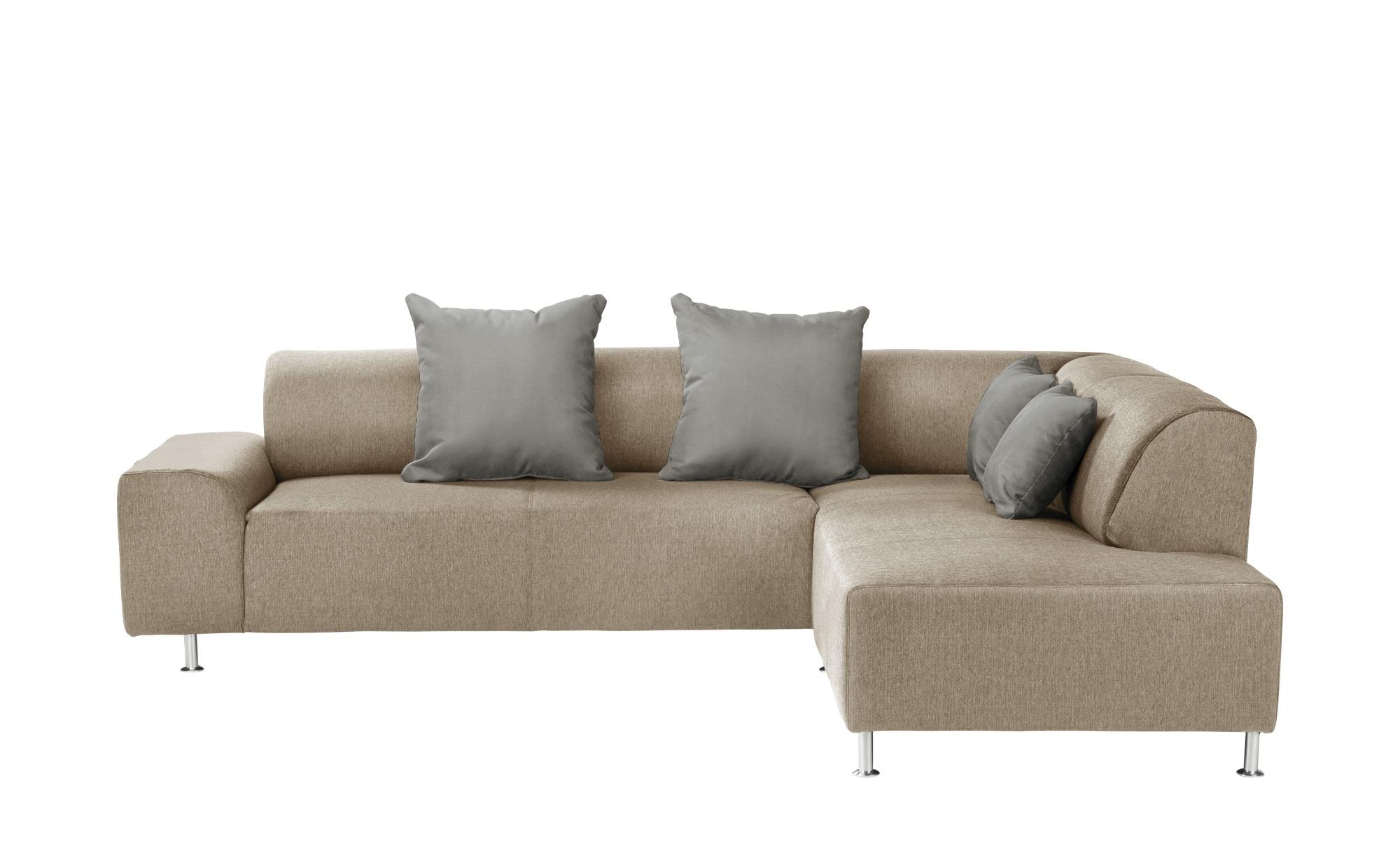 switch ecksofa livia breite h he 75 cm beige online kaufen bei woonio. Black Bedroom Furniture Sets. Home Design Ideas