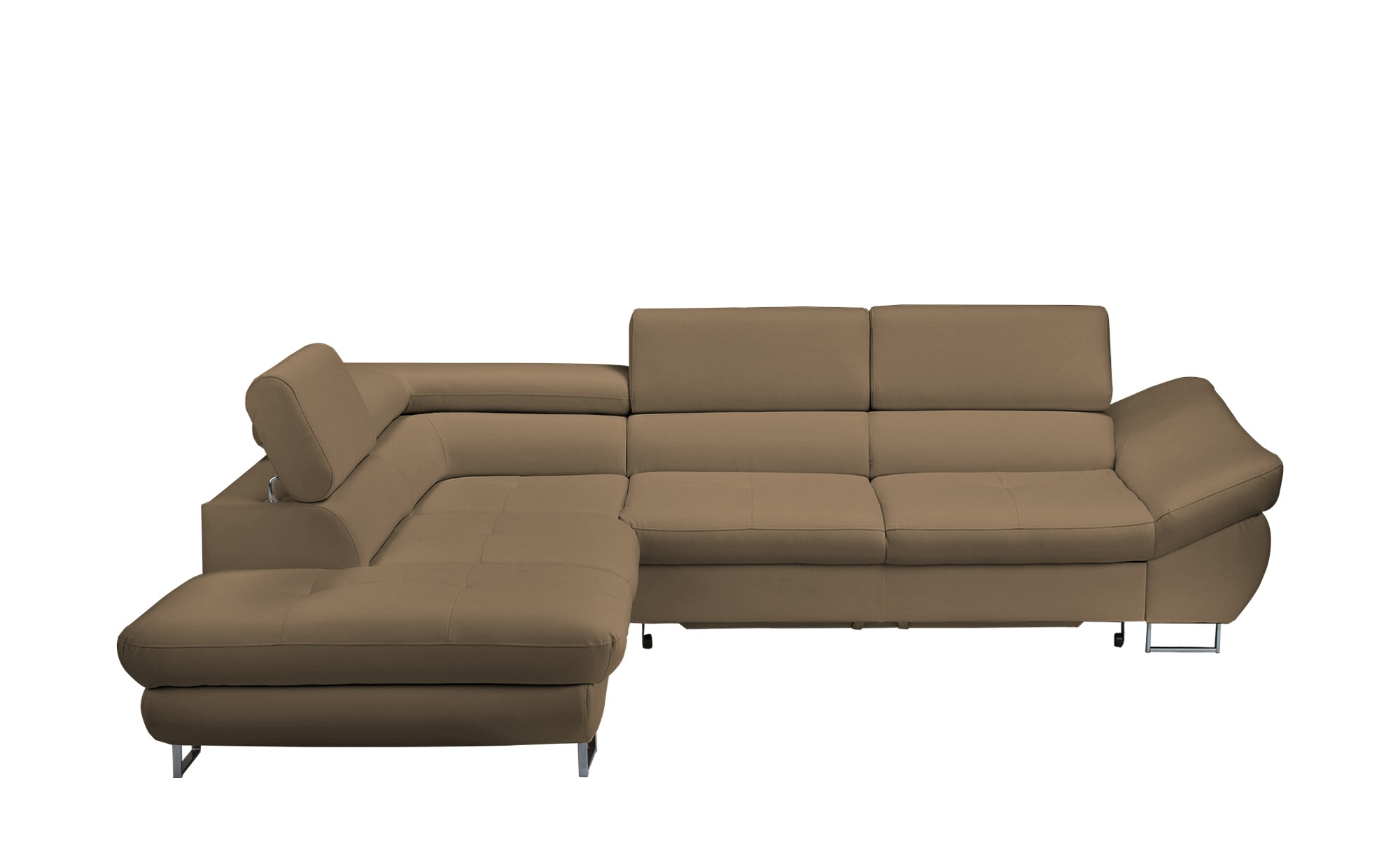 switch ecksofa mit funktion fabio breite h he beige online kaufen bei woonio. Black Bedroom Furniture Sets. Home Design Ideas