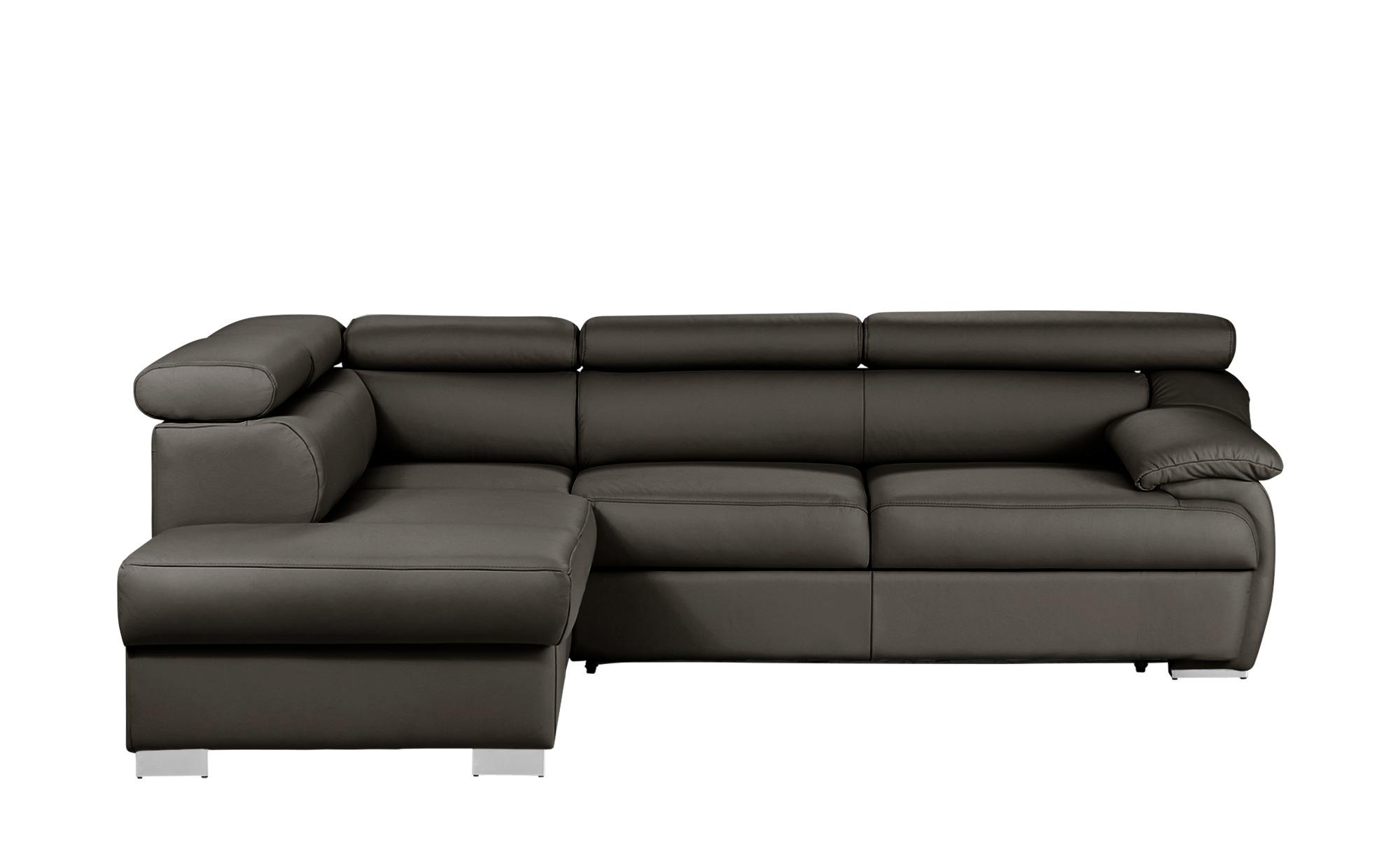 uno ecksofa bari breite h he braun online kaufen bei woonio. Black Bedroom Furniture Sets. Home Design Ideas