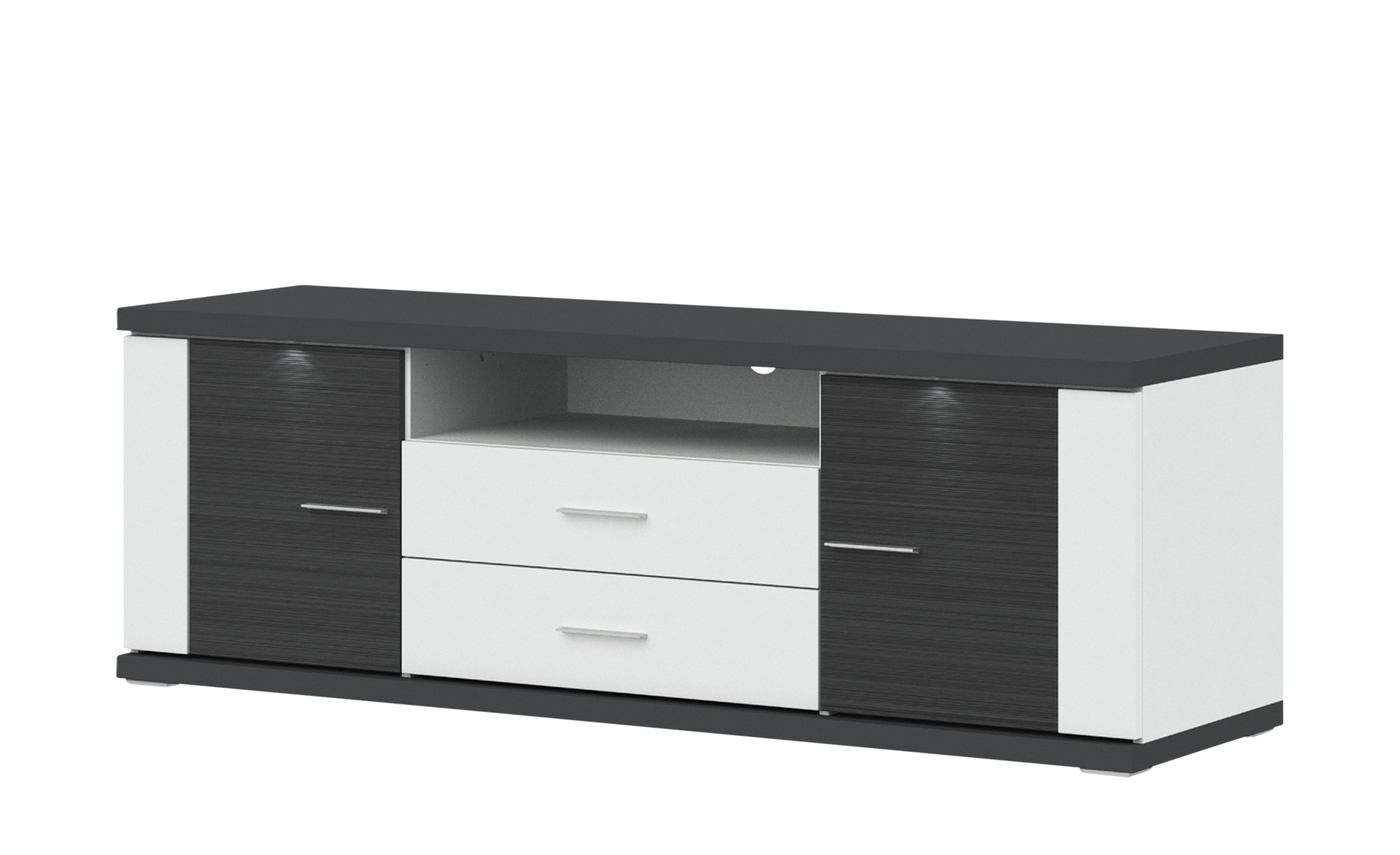uno lowboard titan breite 180 cm h he 60 cm online kaufen bei woonio. Black Bedroom Furniture Sets. Home Design Ideas