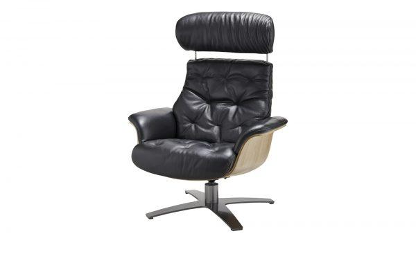uno Relaxsessel Charis Breite 79 cm Höhe 100 cm schwarz online kaufen bei WOONIO
