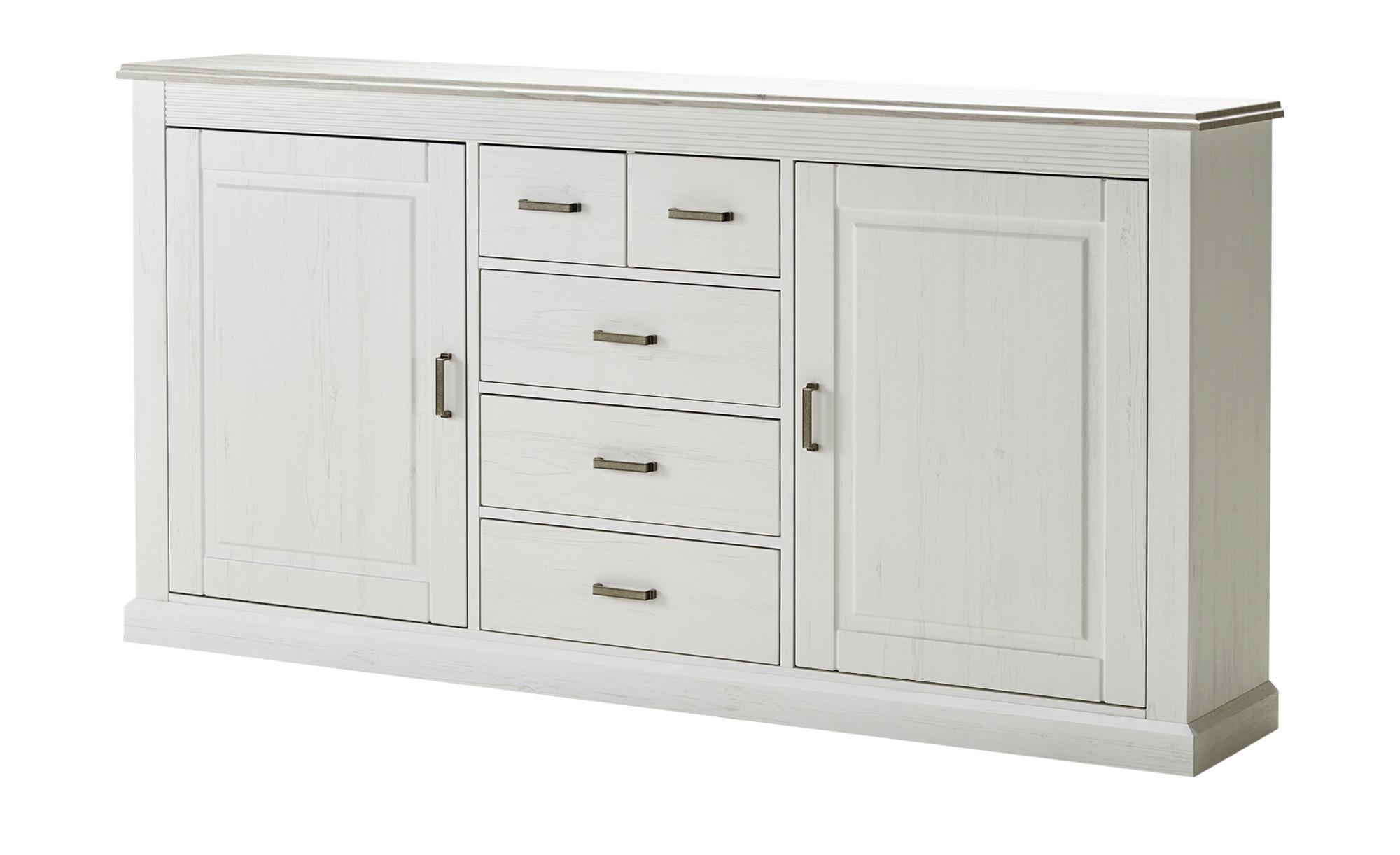 uno sideboard peru breite 200 cm h he 105 cm holzfarben online kaufen bei woonio. Black Bedroom Furniture Sets. Home Design Ideas