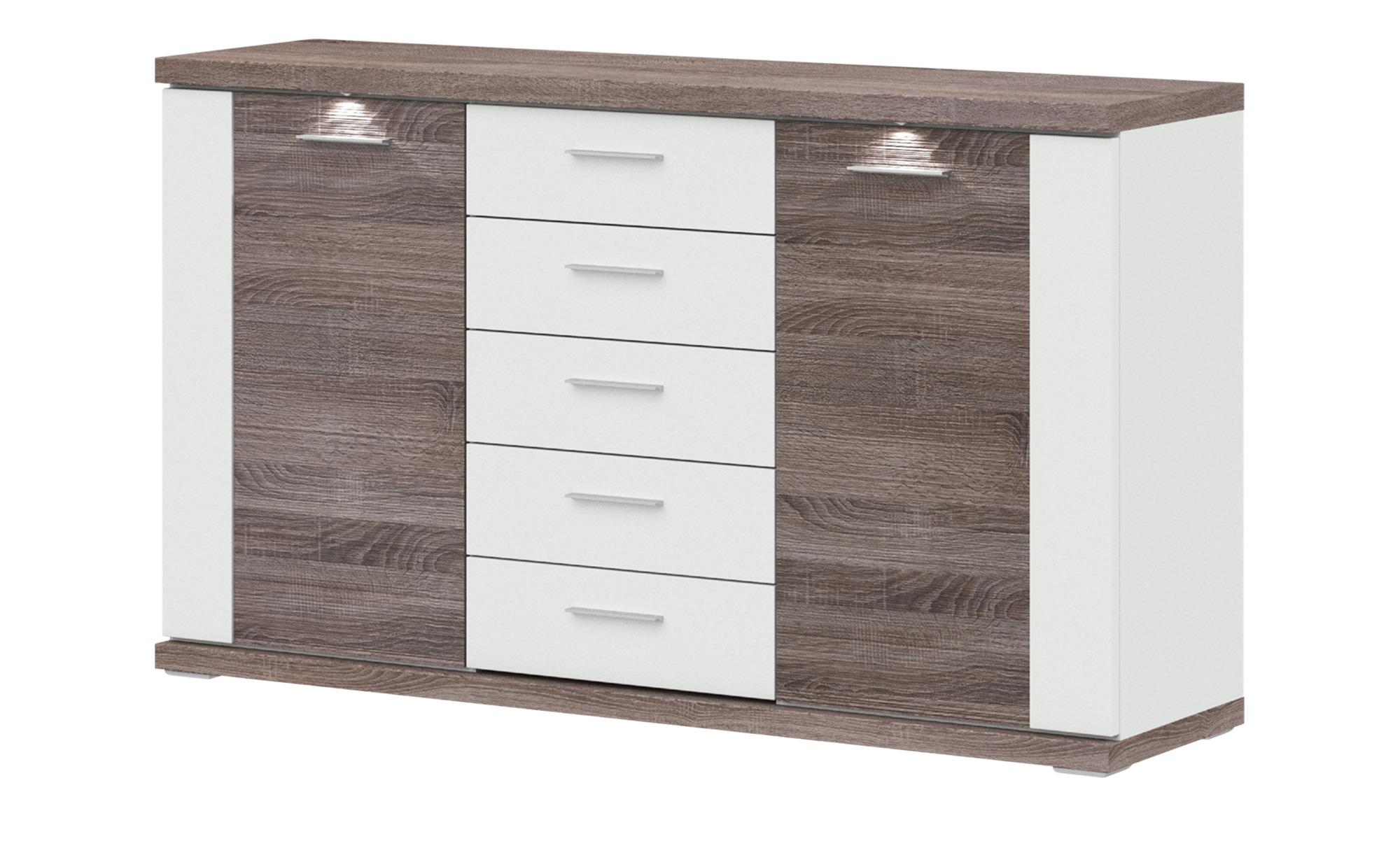 uno sideboard titan breite 156 cm h he 91 cm online kaufen bei woonio. Black Bedroom Furniture Sets. Home Design Ideas