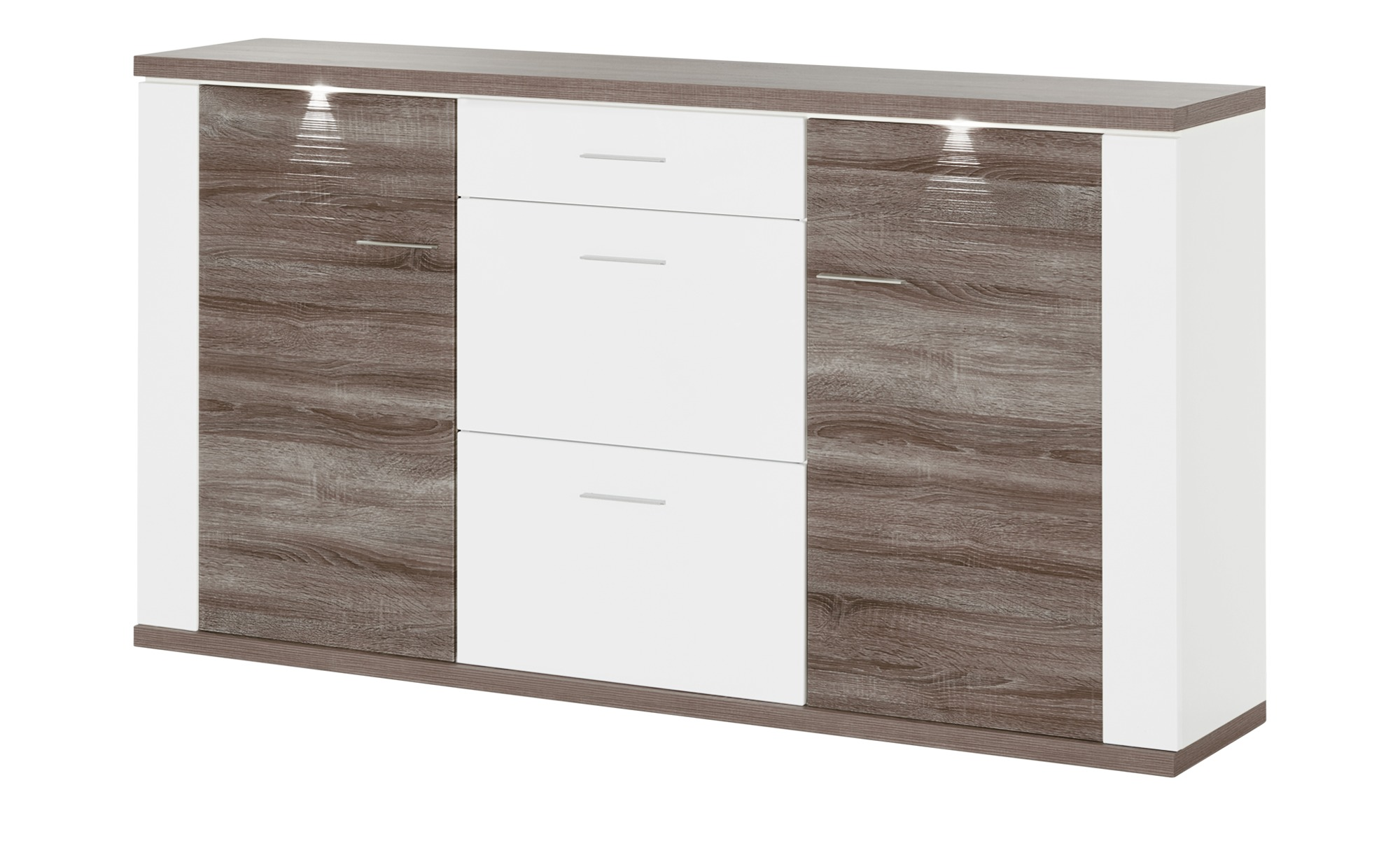 uno sideboard titan breite 194 cm h he 108 cm online. Black Bedroom Furniture Sets. Home Design Ideas