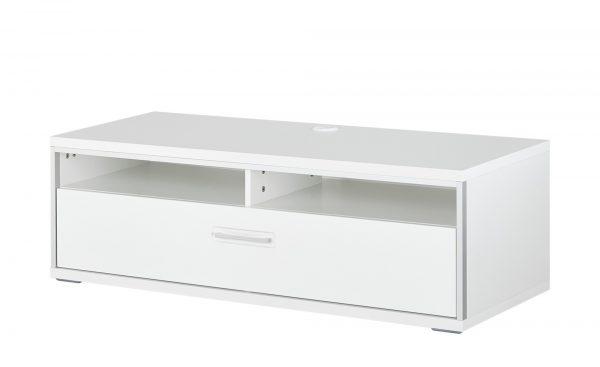 uno TV-Element  Setto uno TV-Element  Setto-TV-Element-uno-weiß Breite: 124 cm Höhe: 41 cm weiß