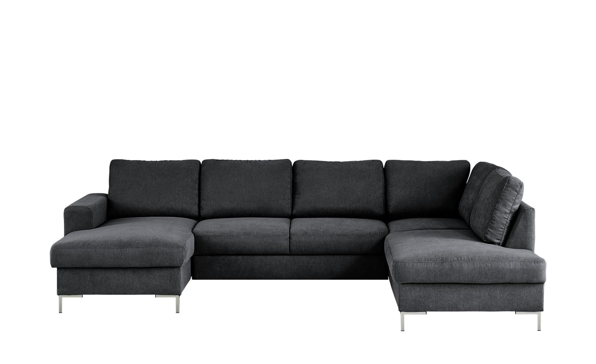 uno wohnlandschaft lilly breite h he 84 cm grau online. Black Bedroom Furniture Sets. Home Design Ideas