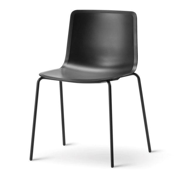 Fredericia Furniture A/S Fredericia - Pato 4 Beine Stuhl