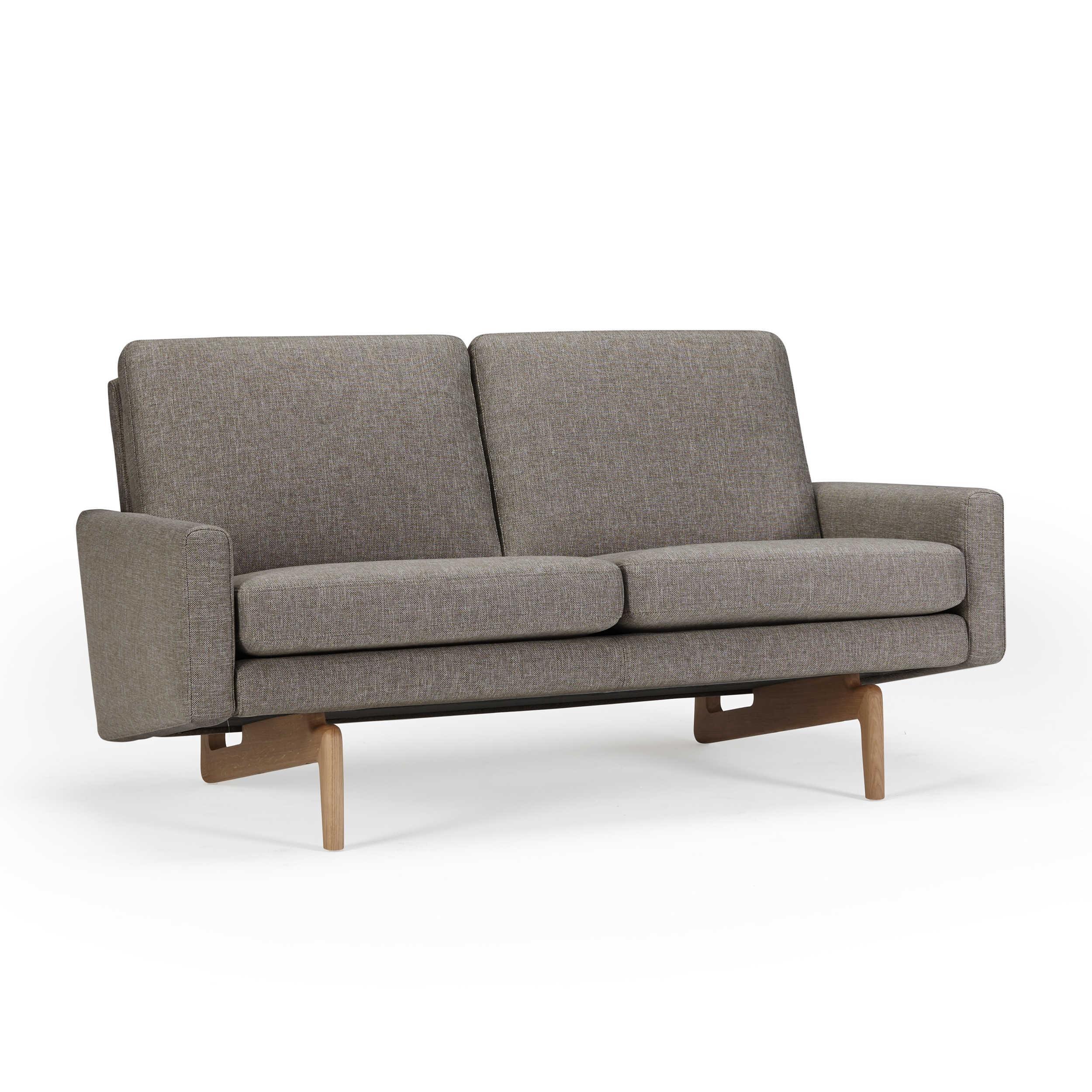 kragelund sofa k200 egsmark braun stoff online kaufen bei woonio. Black Bedroom Furniture Sets. Home Design Ideas