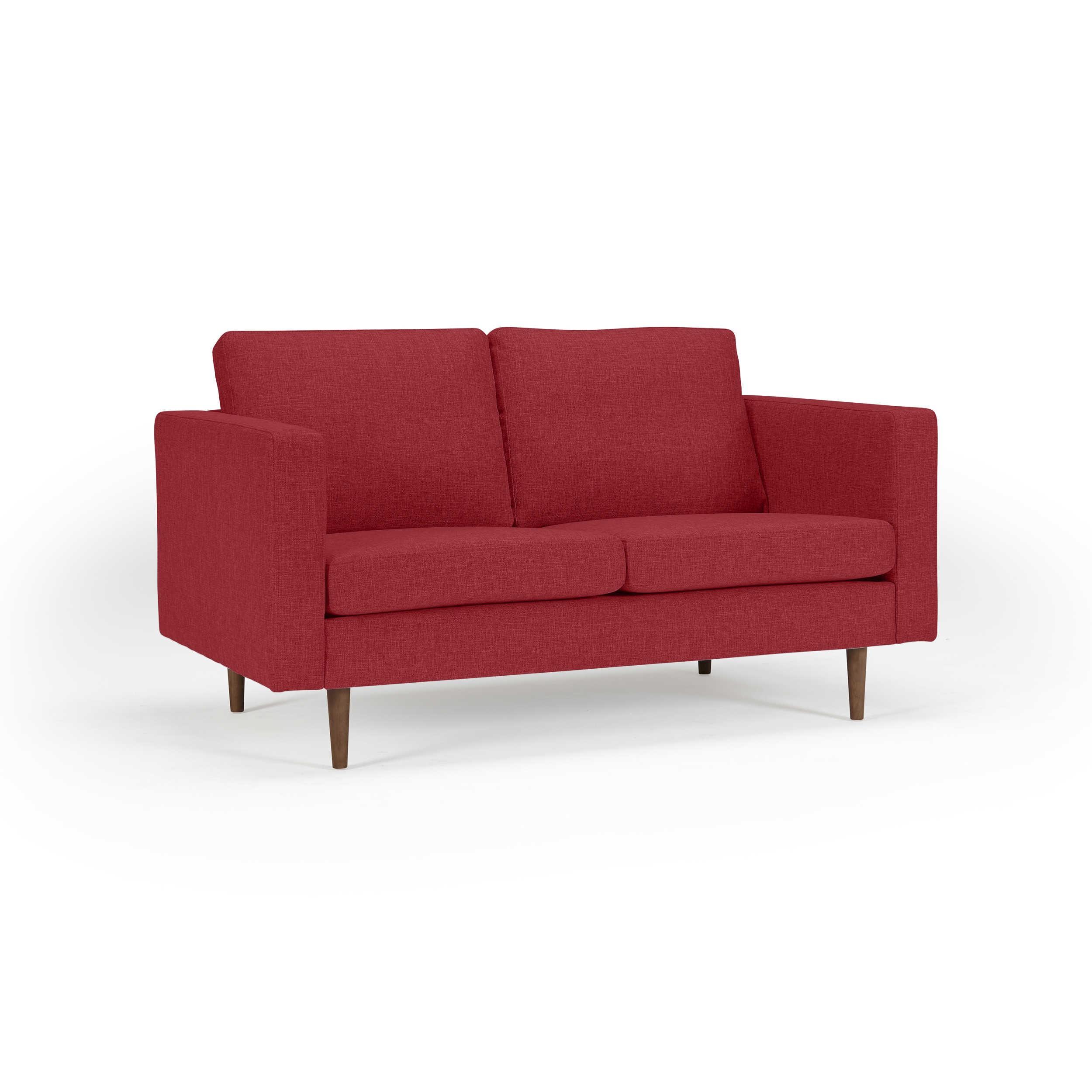 kragelund sofa k370 otto rot stoff online kaufen bei woonio. Black Bedroom Furniture Sets. Home Design Ideas