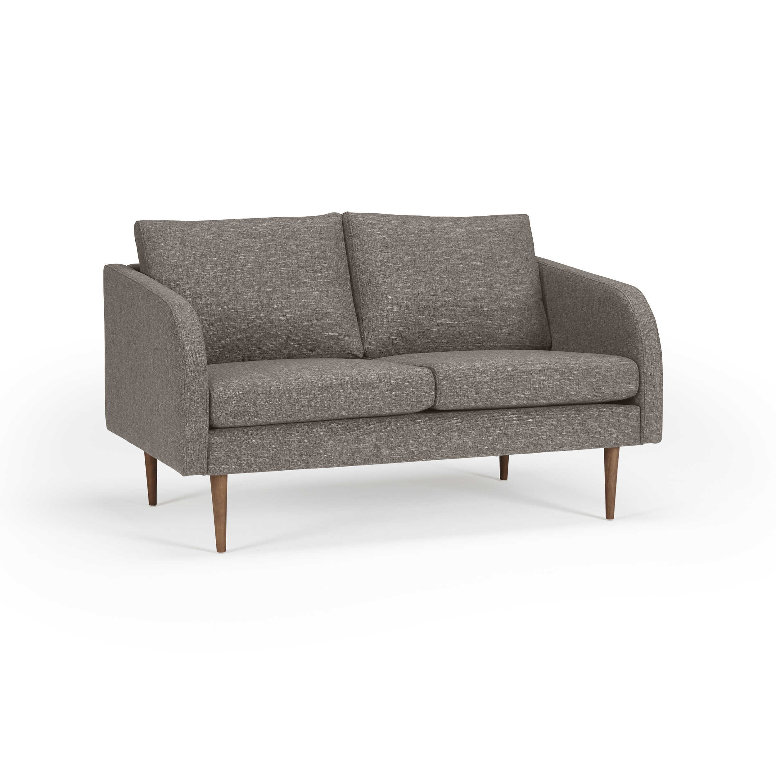 kragelund sofa k374 hugo braun stoff online kaufen bei woonio. Black Bedroom Furniture Sets. Home Design Ideas