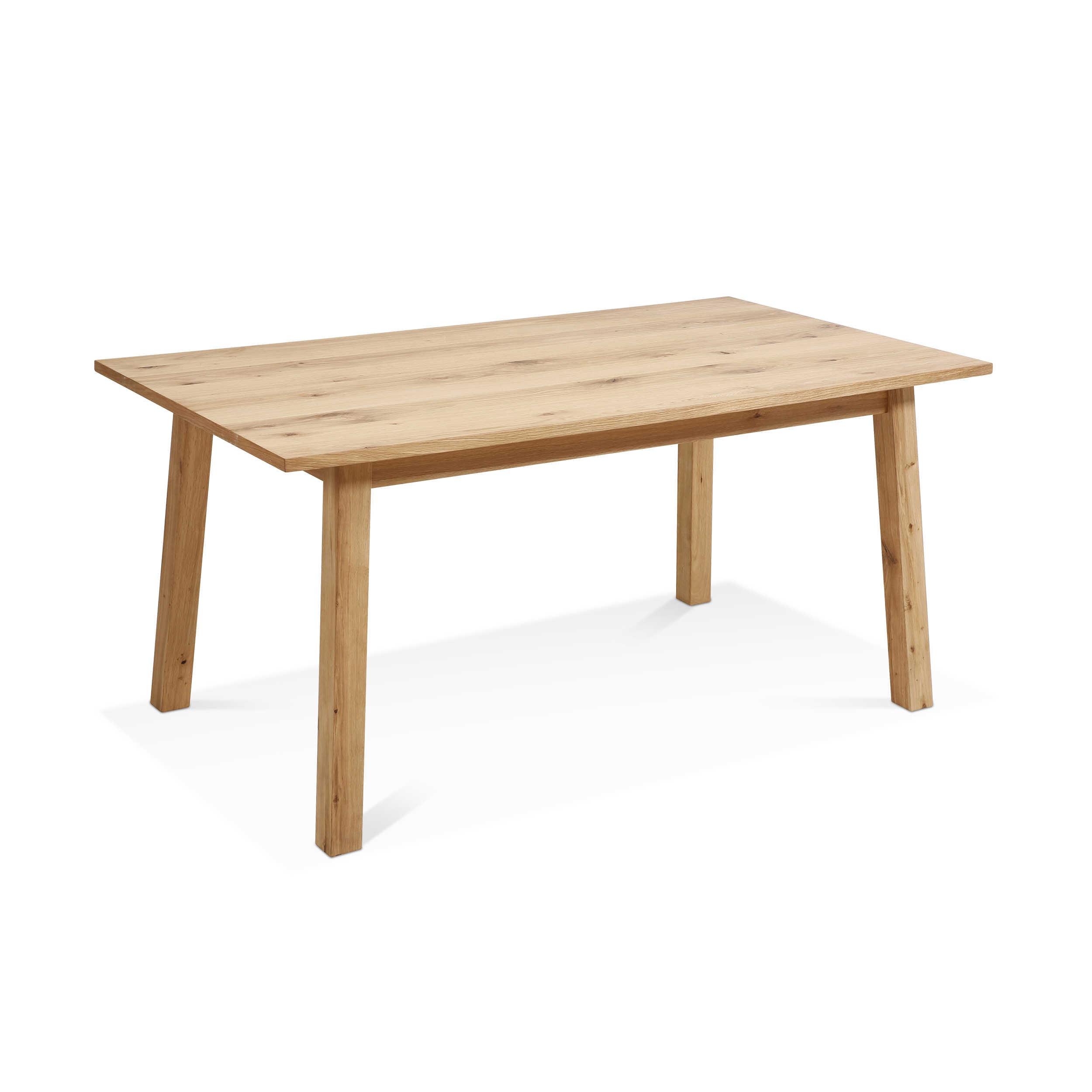 AuBergewohnlich Actona Esstisch Chara 160 X 90 Cm Eiche Holz Online Kaufen Bei WOONIO