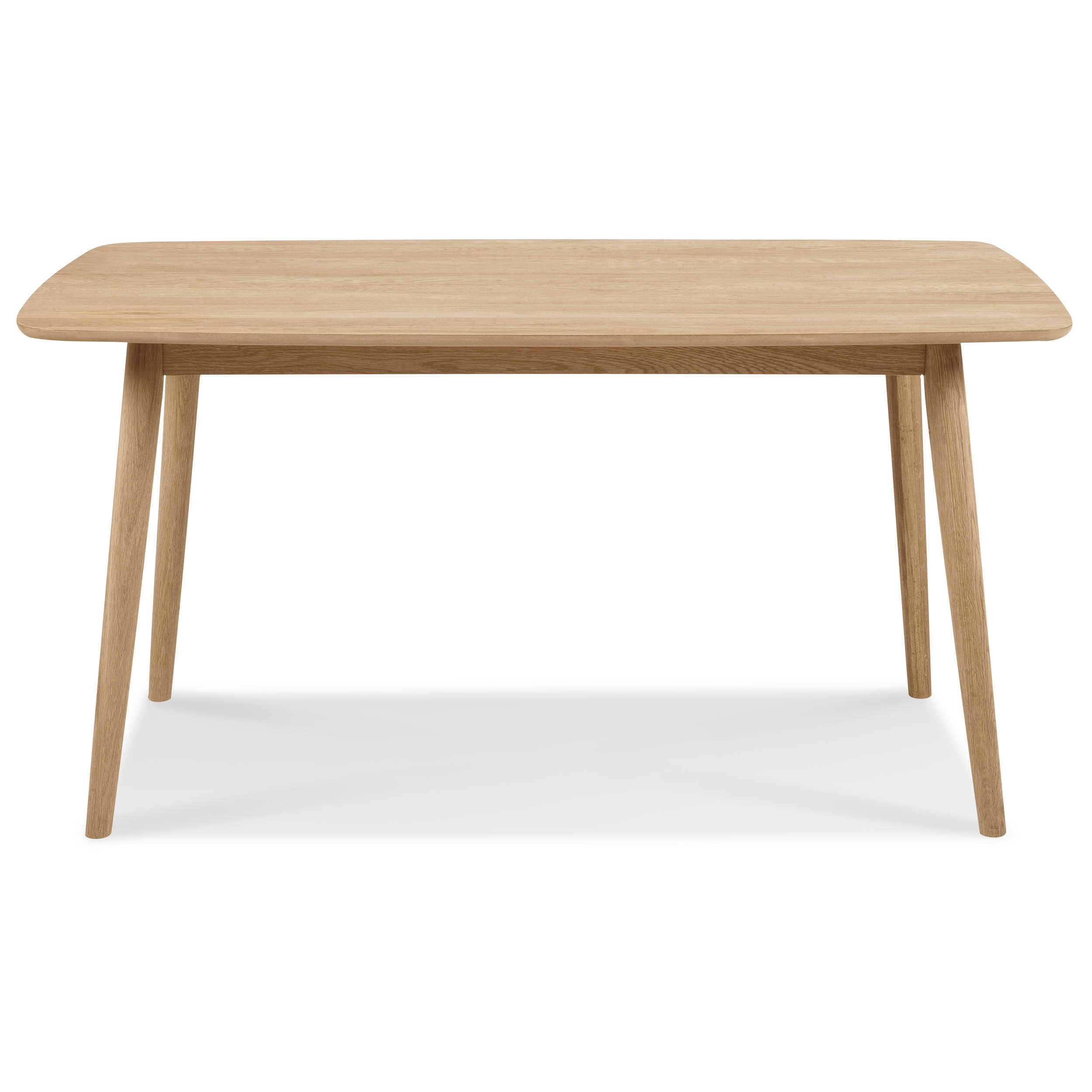 actona esstisch marta 150 x 80 cm eiche holz 150 x 80 cm online kaufen bei woonio. Black Bedroom Furniture Sets. Home Design Ideas