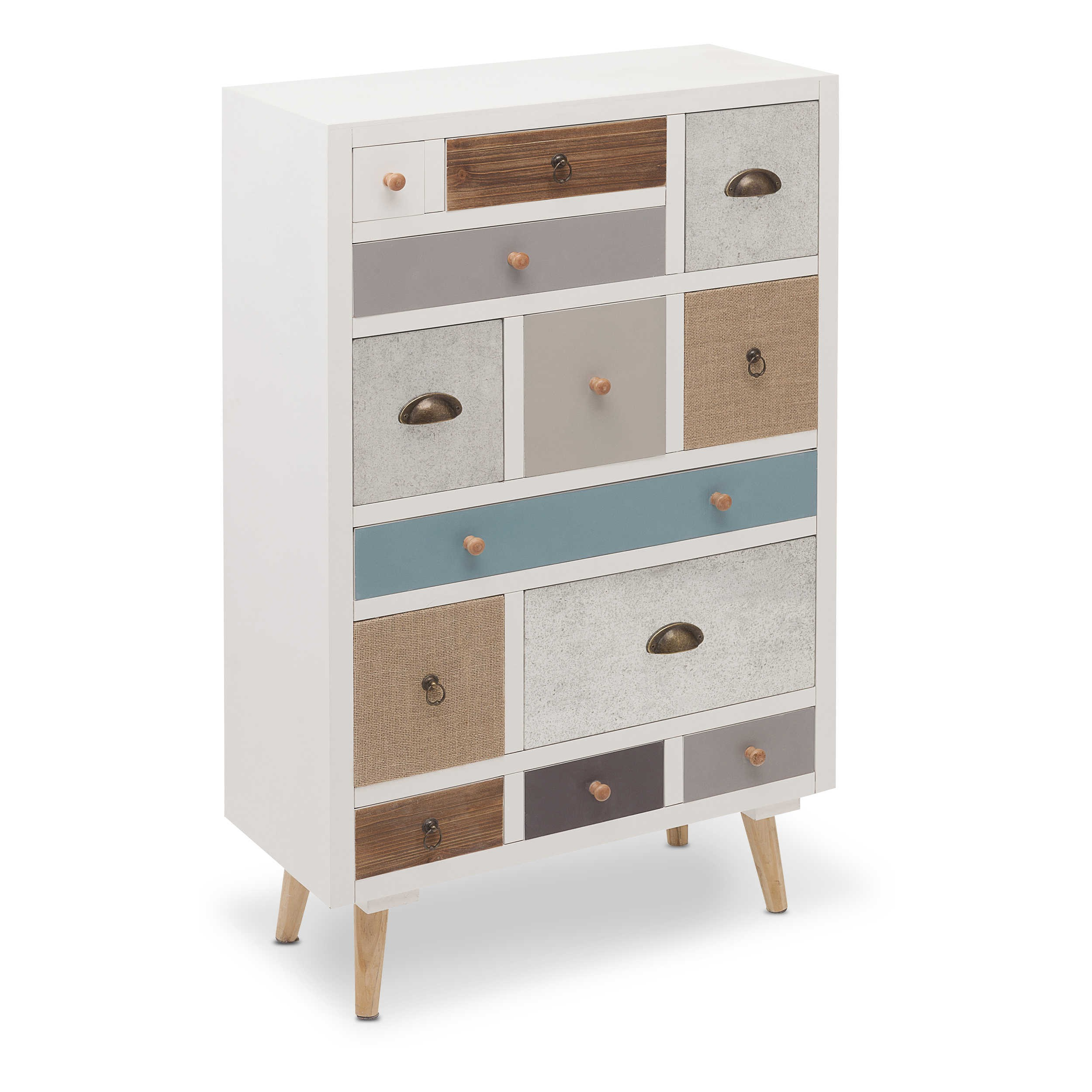 actona kommode thais bunt lack hochglanz online kaufen. Black Bedroom Furniture Sets. Home Design Ideas