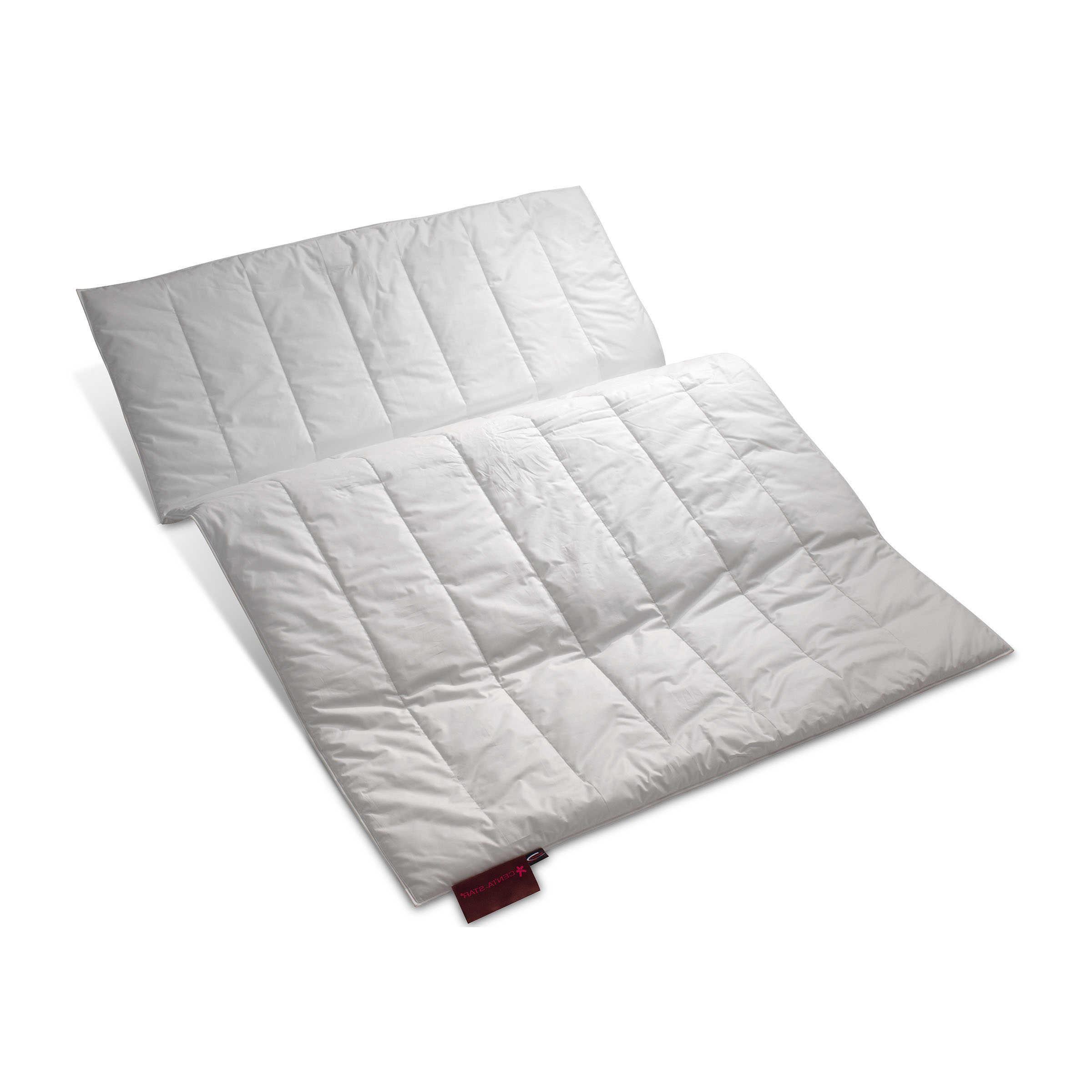 centa star faserbettdecke royal 155 x 220 cm wei baumwolle 155 x 220 cm online kaufen bei woonio. Black Bedroom Furniture Sets. Home Design Ideas