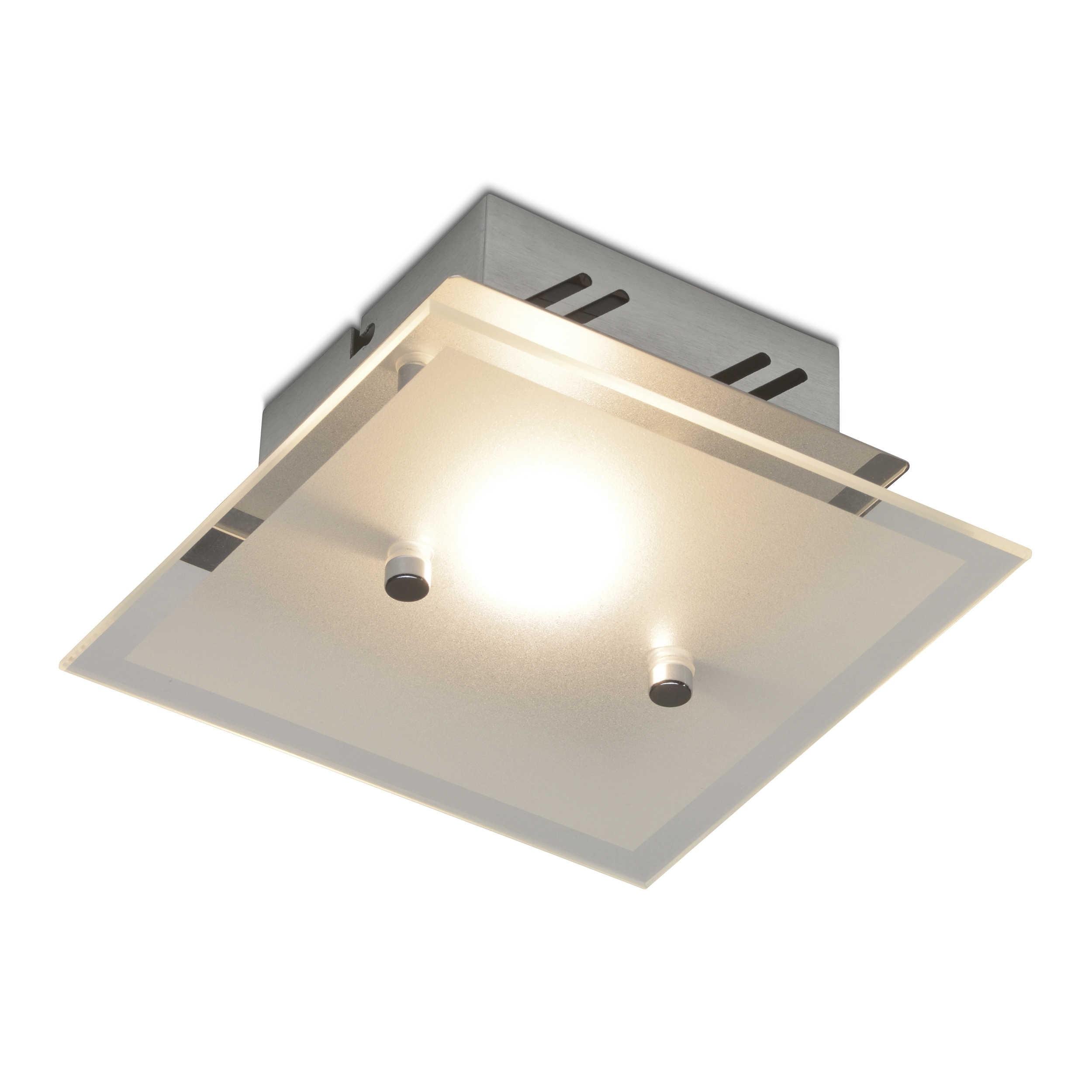 Designer Deckenleuchte Roma 30 Kaufen: DesignLive LED-Deckenleuchte Lela A+ Chrom Chrom,Alu
