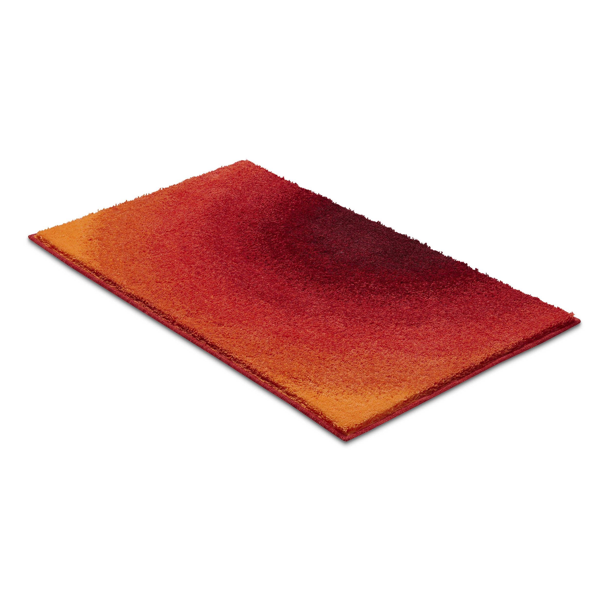 grund badteppich sunshine 60 x 100 cm rot polyacryl 60 x 100 cm online kaufen bei woonio. Black Bedroom Furniture Sets. Home Design Ideas