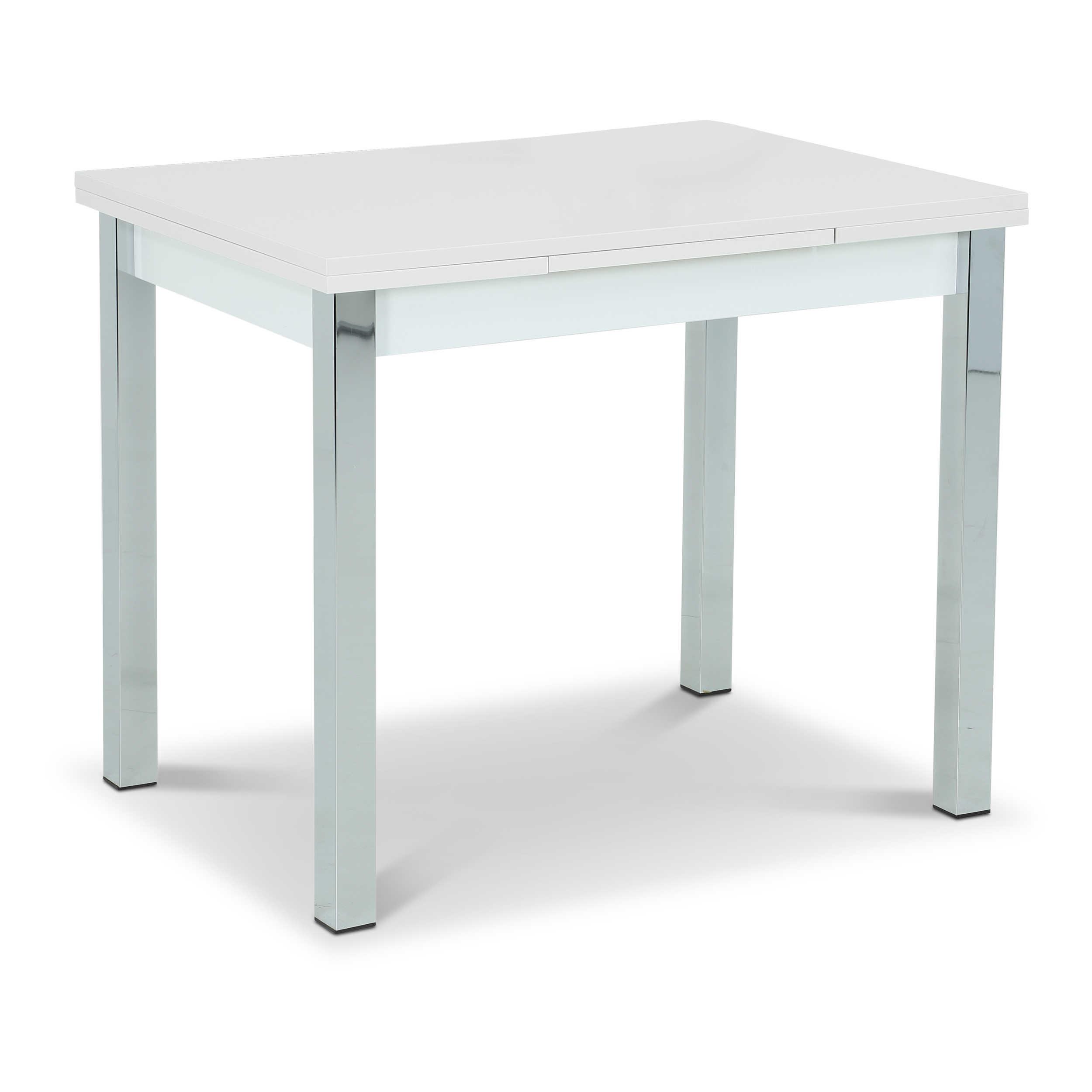 hela esstisch mit auszug berlin 120 196 x 80 cm wei online kaufen bei woonio. Black Bedroom Furniture Sets. Home Design Ideas