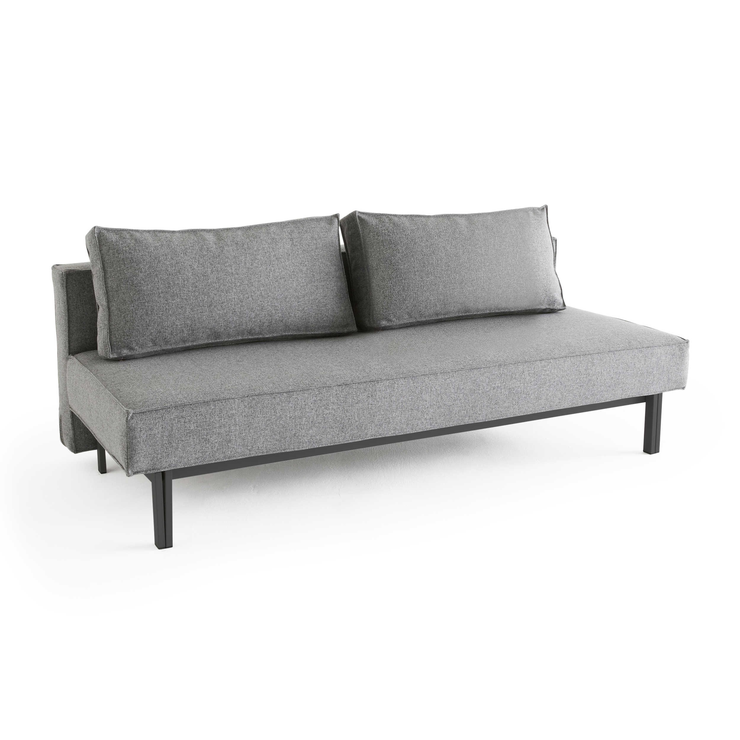 innovation schlafsofa sly grau stoff online kaufen bei woonio. Black Bedroom Furniture Sets. Home Design Ideas