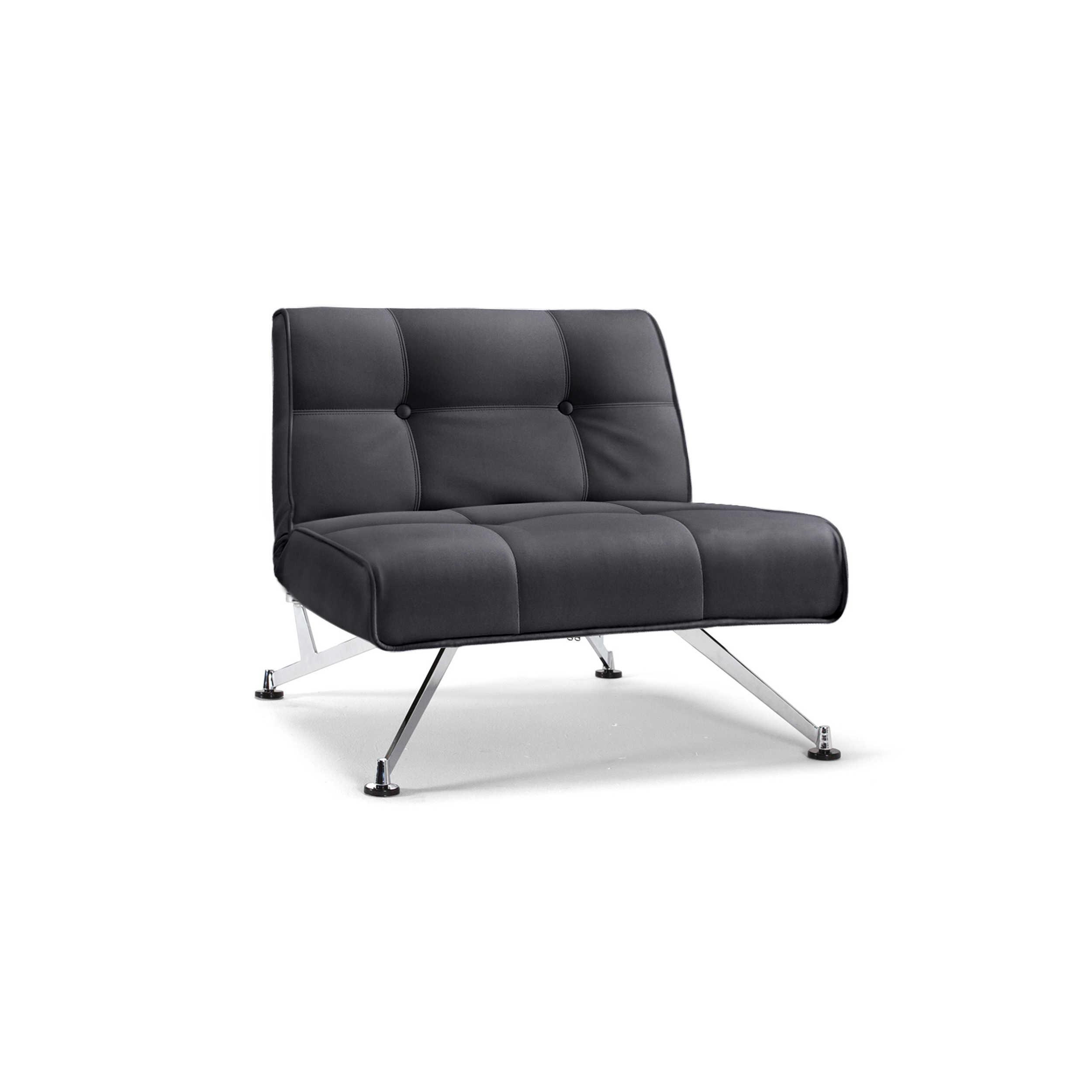 innovation sessel clubber schwarz lederoptik online kaufen bei woonio. Black Bedroom Furniture Sets. Home Design Ideas