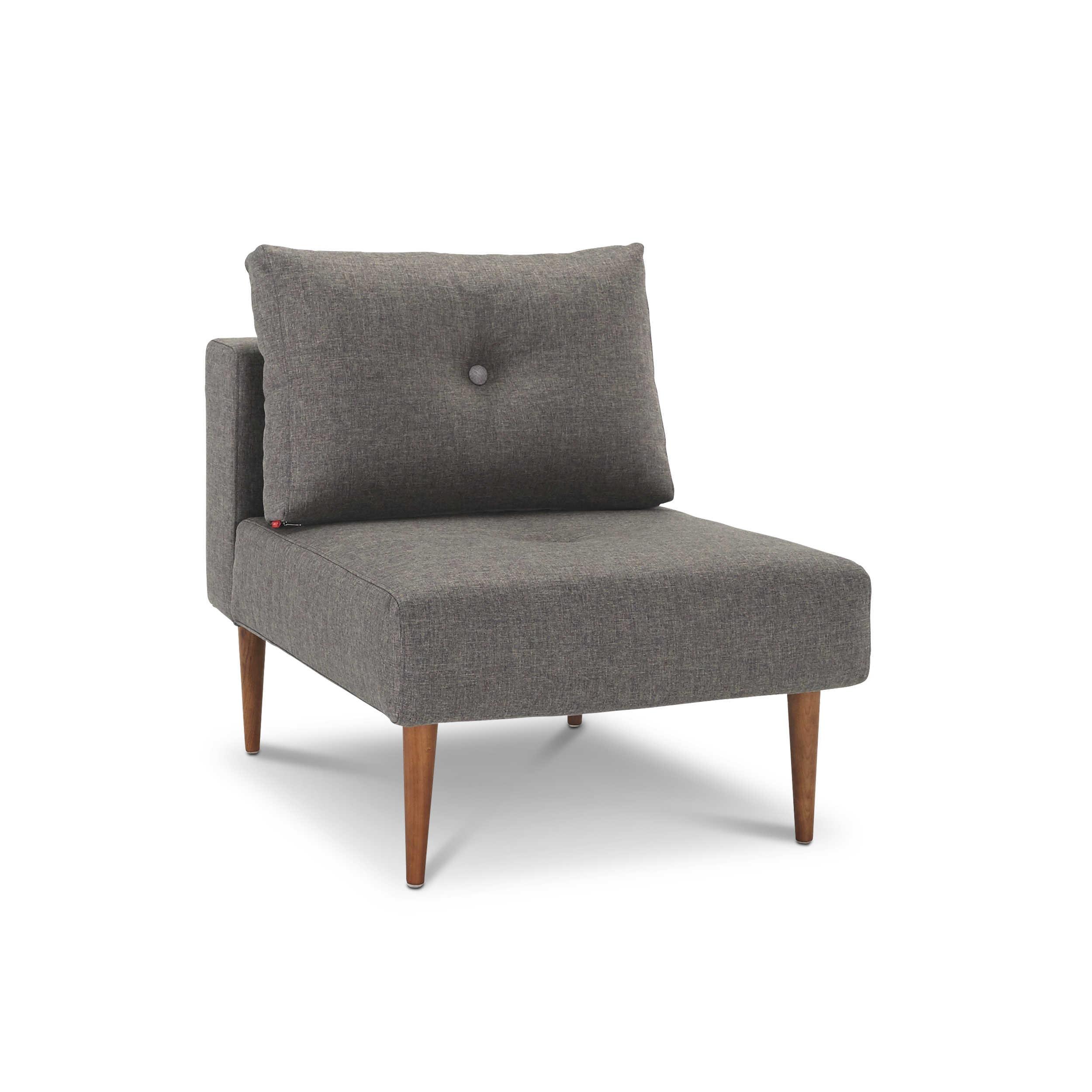 innovation sessel recast grau stoff online kaufen bei woonio. Black Bedroom Furniture Sets. Home Design Ideas