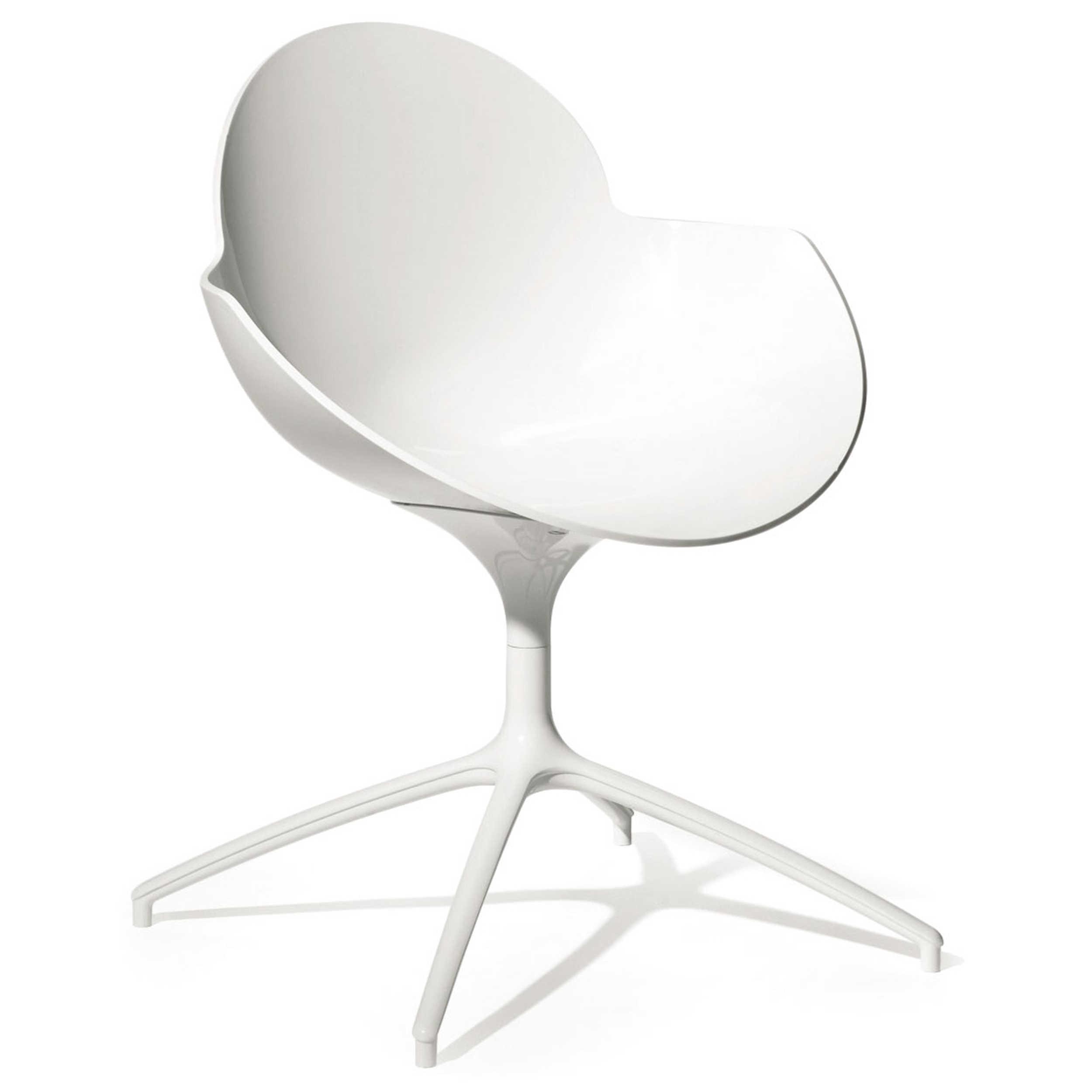 infiniti stuhl cookie wei kunststoff online kaufen bei woonio. Black Bedroom Furniture Sets. Home Design Ideas
