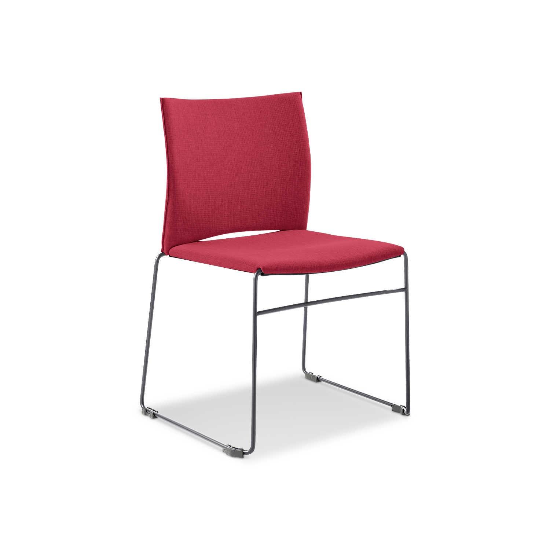 Infiniti stuhl web rot stoff online kaufen bei woonio for Infiniti design stuhl