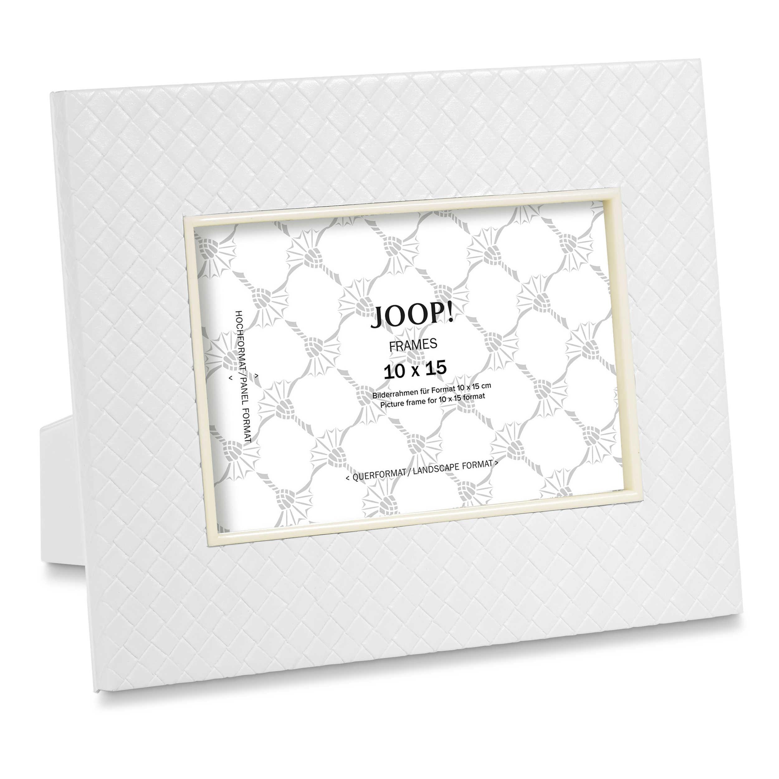 Joop bilderrahmen homeaccessoires 10 x 15 cm wei - Joop deko ...