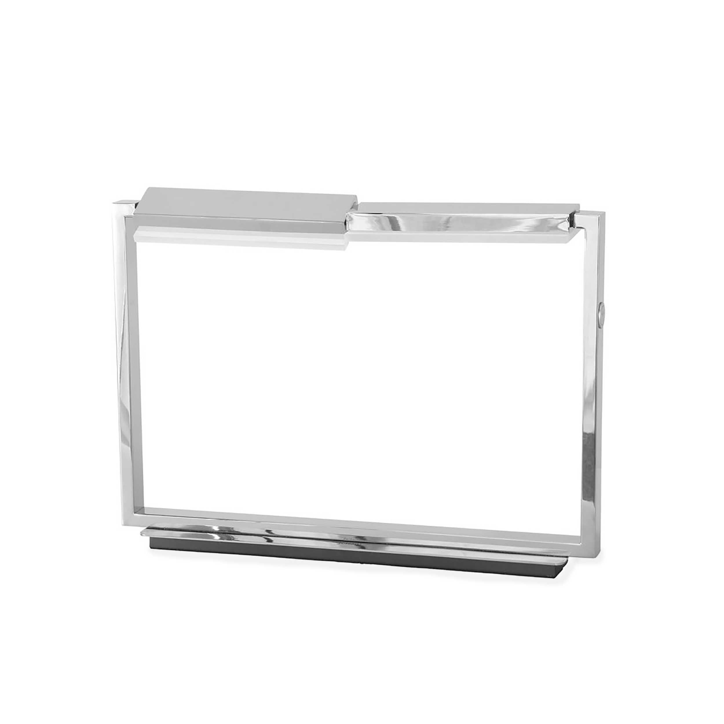 joop led tischleuchte cubic a chrom alu eisen stahl metall online kaufen bei woonio. Black Bedroom Furniture Sets. Home Design Ideas