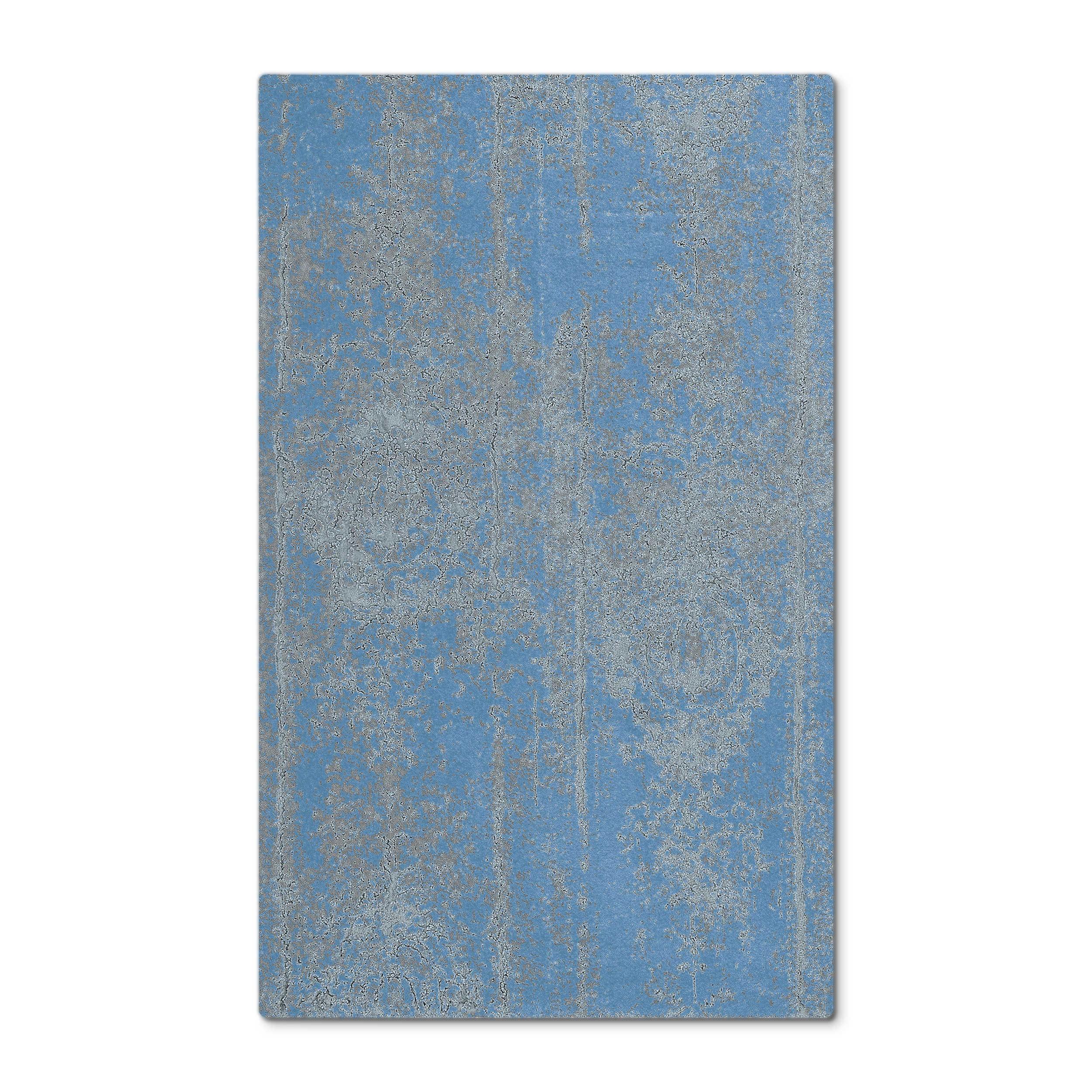 kleine wolke badteppich caracas 70 x 120 cm blau baumwolle 70 x 120 cm online kaufen bei woonio. Black Bedroom Furniture Sets. Home Design Ideas