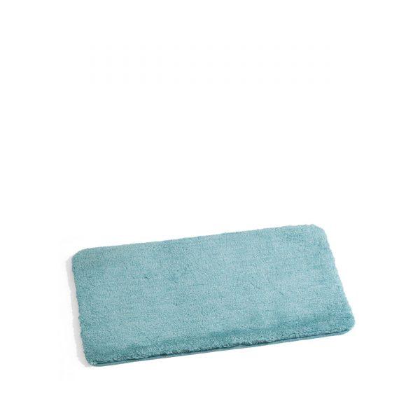 kleine wolke badteppich relax 60 x 100 cm t rkis polyacryl. Black Bedroom Furniture Sets. Home Design Ideas