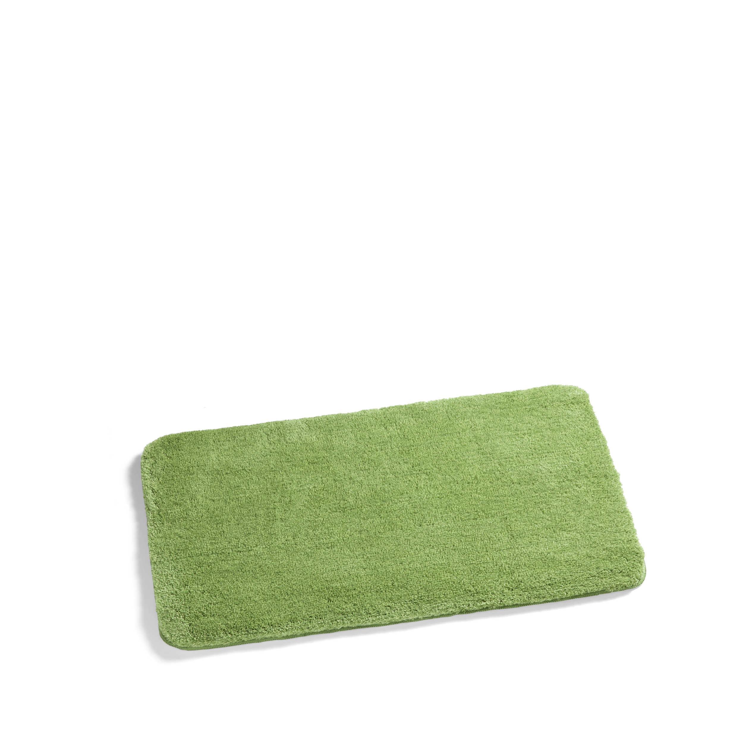 kleine wolke badteppich relax 85 x 150 cm gr n polyacryl. Black Bedroom Furniture Sets. Home Design Ideas