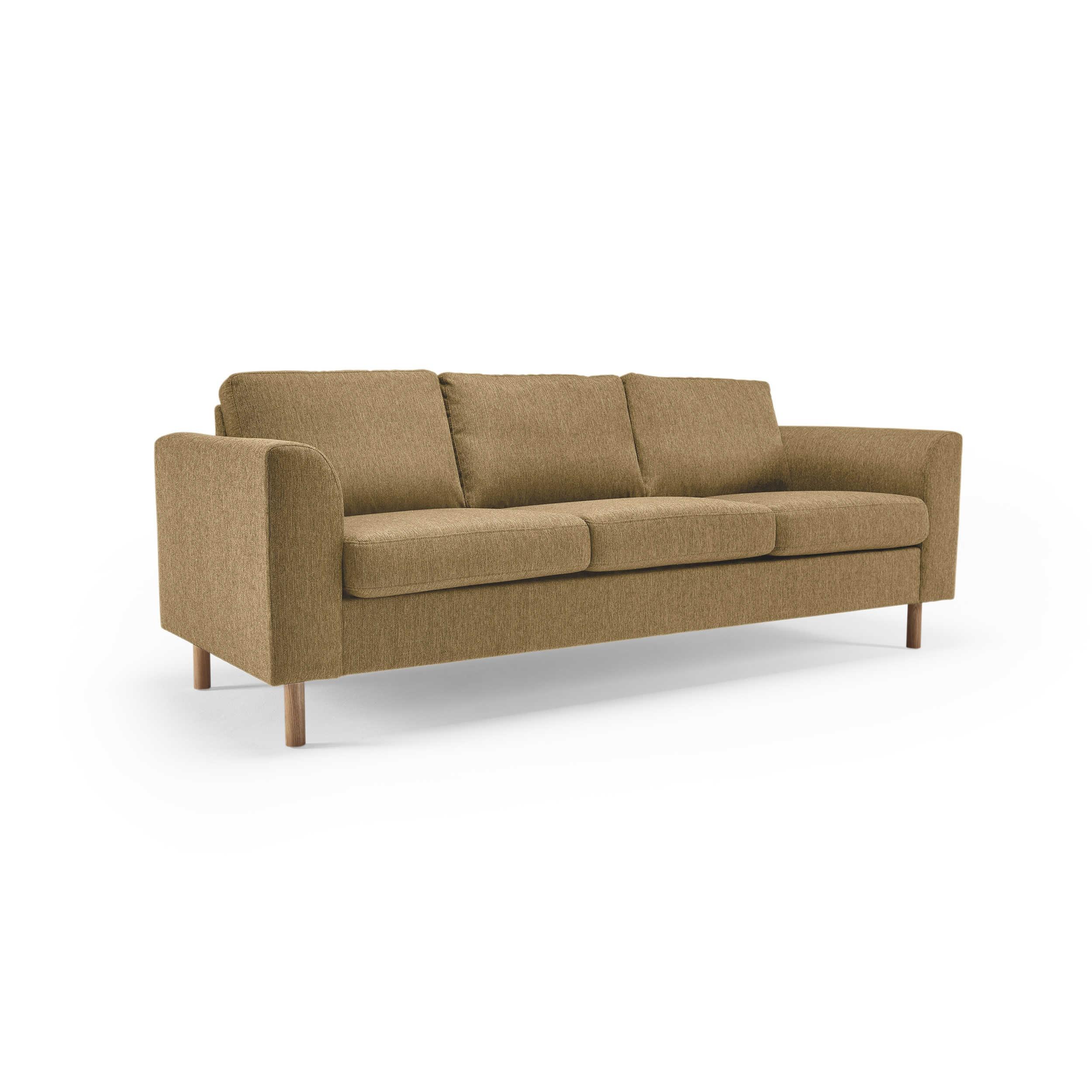 kragelund sofa k365 vida gelb stoff online kaufen bei woonio. Black Bedroom Furniture Sets. Home Design Ideas