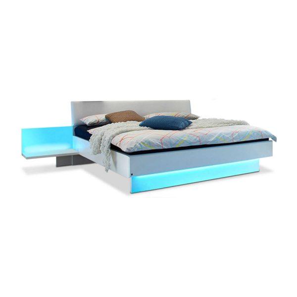 Leonardo Living Bett mit Nachttischen Dream 140 x 200 cm A+
